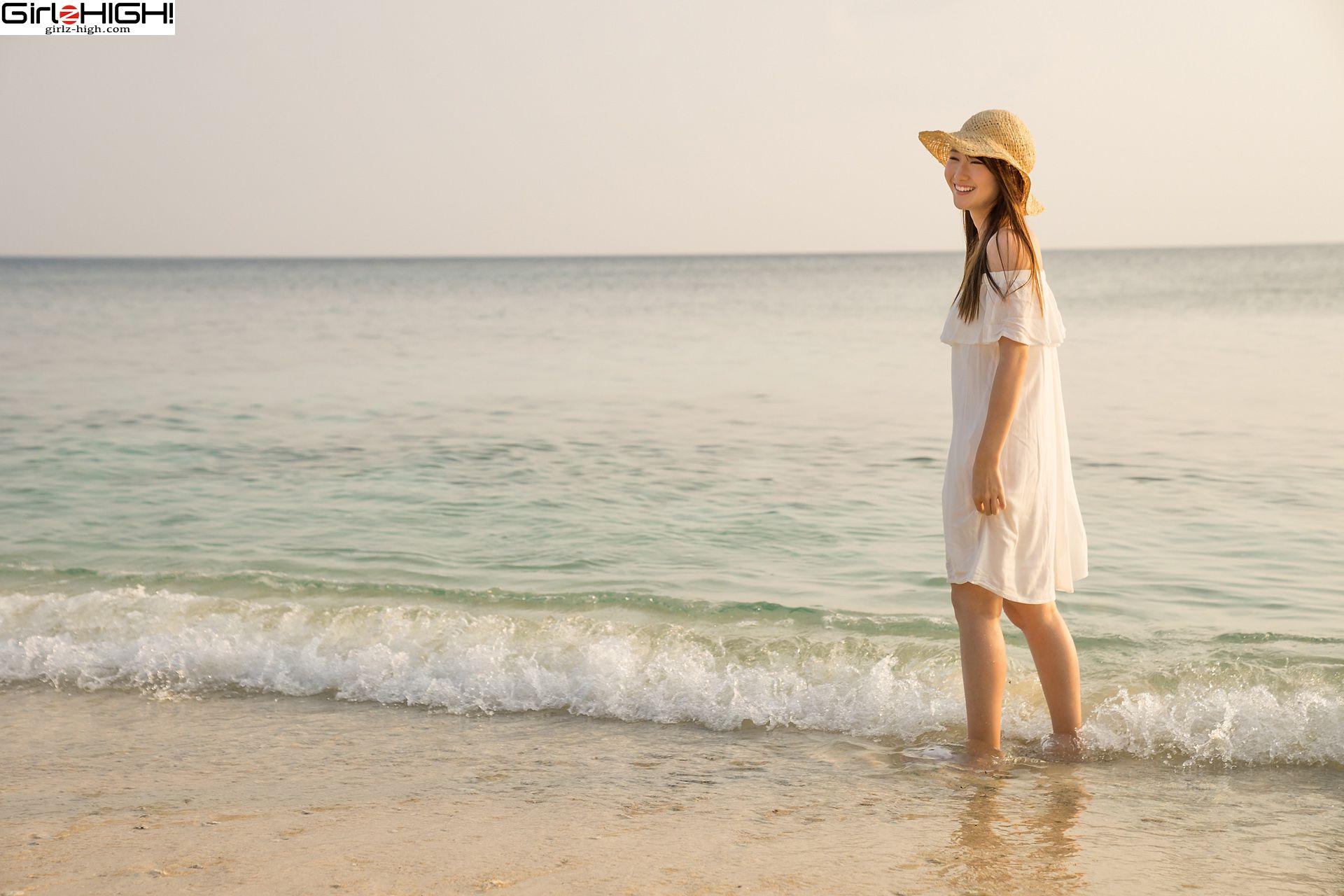 VOL.787 [Girlz-High]阳光海边美女:近藤麻美(近藤あさみ)超高清写真套图(42P)