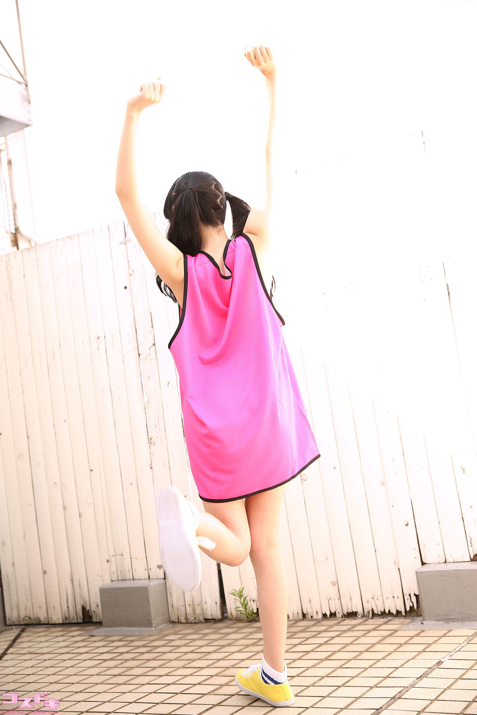 VOL.733 [Cosdoki]运动装:西野たえ(胡桃多惠胡桃たえ)超高清写真套图(50P)