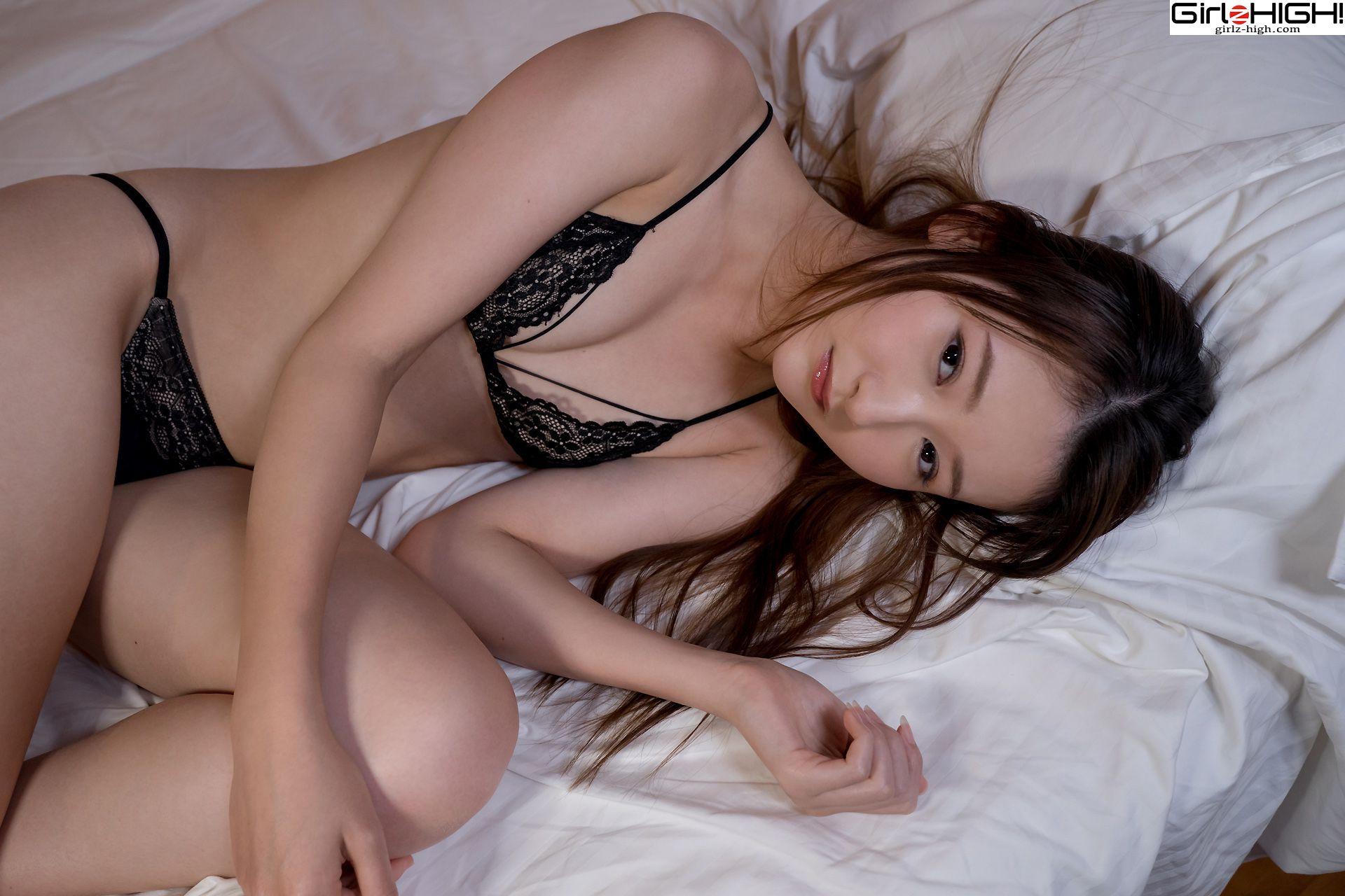 VOL.952 [Girlz-High]内衣美女床上:近藤麻美(近藤あさみ)超高清写真套图(41P)