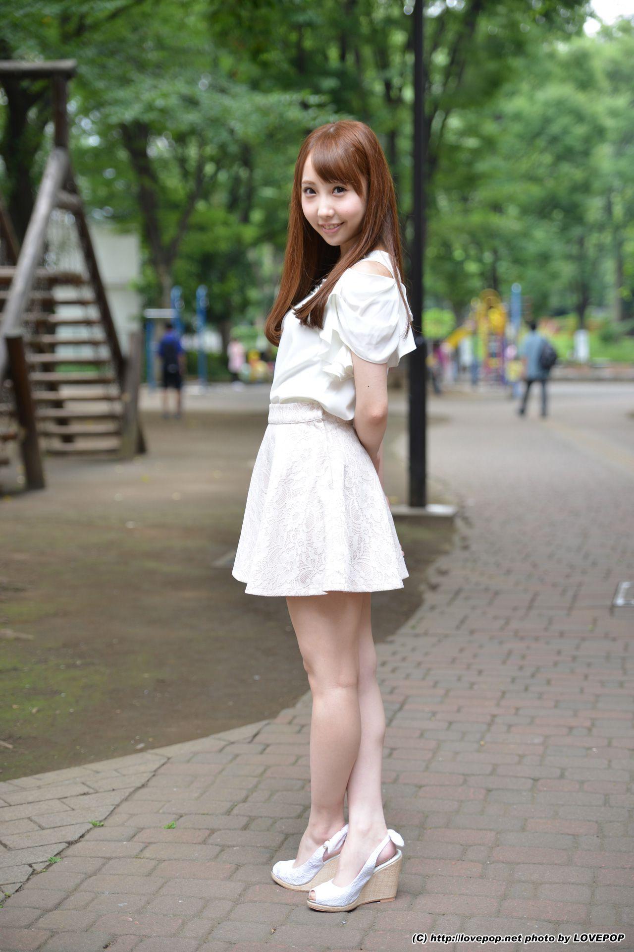 VOL.274 [LovePop]街拍连衣裙软妹清纯少女:宇佐美舞(宇佐美まい)超高清写真套图(63P)