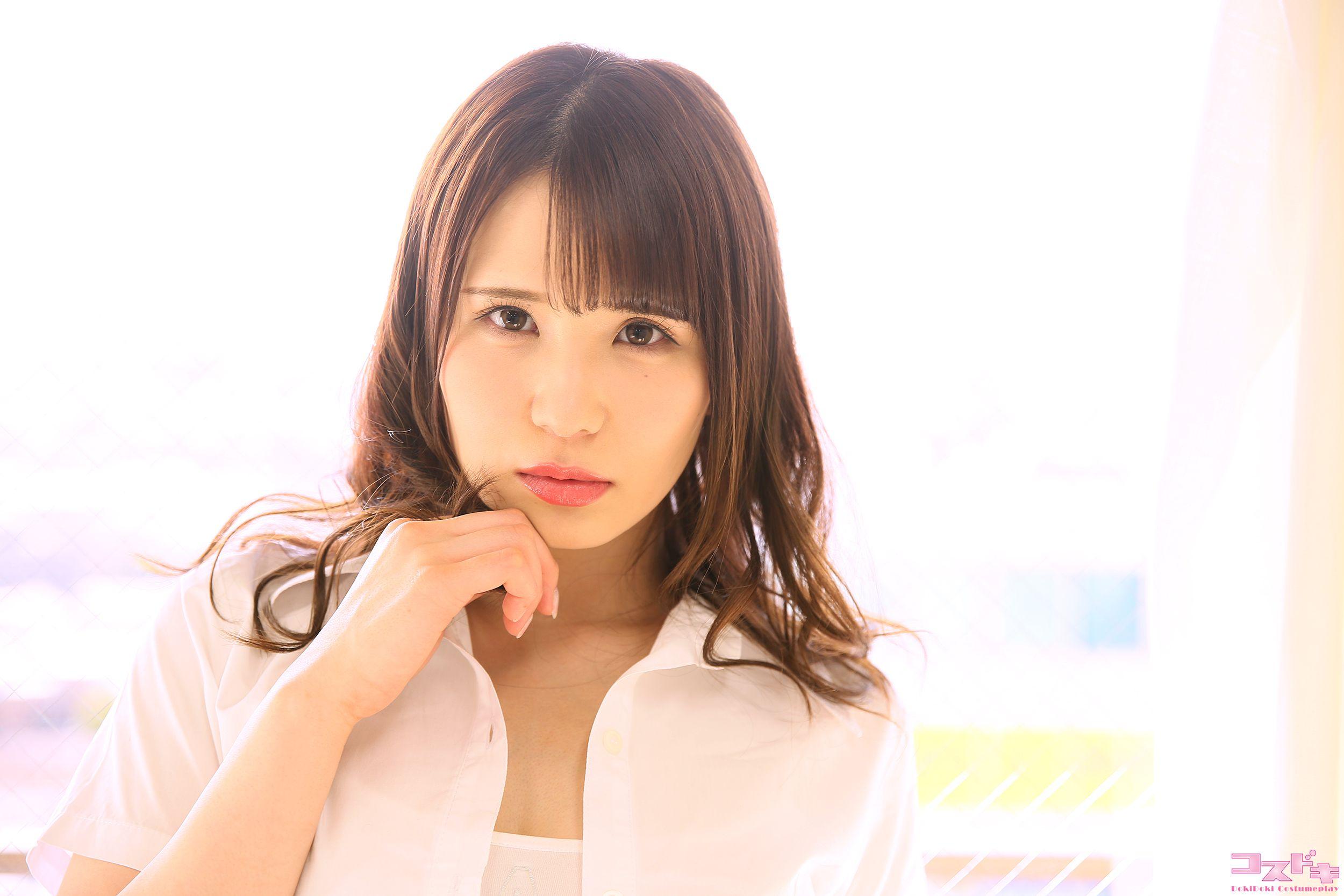 VOL.389 [Cosdoki]日本制服:河西乃爱(河西乃愛)超高清写真套图(35P)