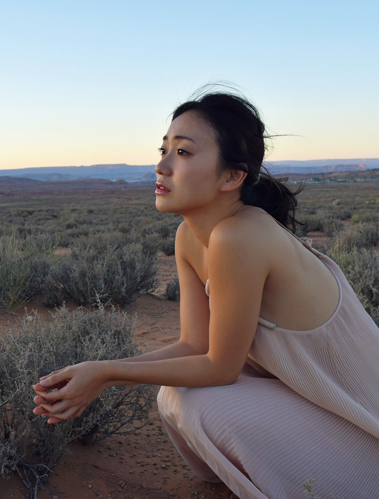VOL.1 [FRIDAY]日本女星:大岛优子(大島優子)超高清写真套图(11P)