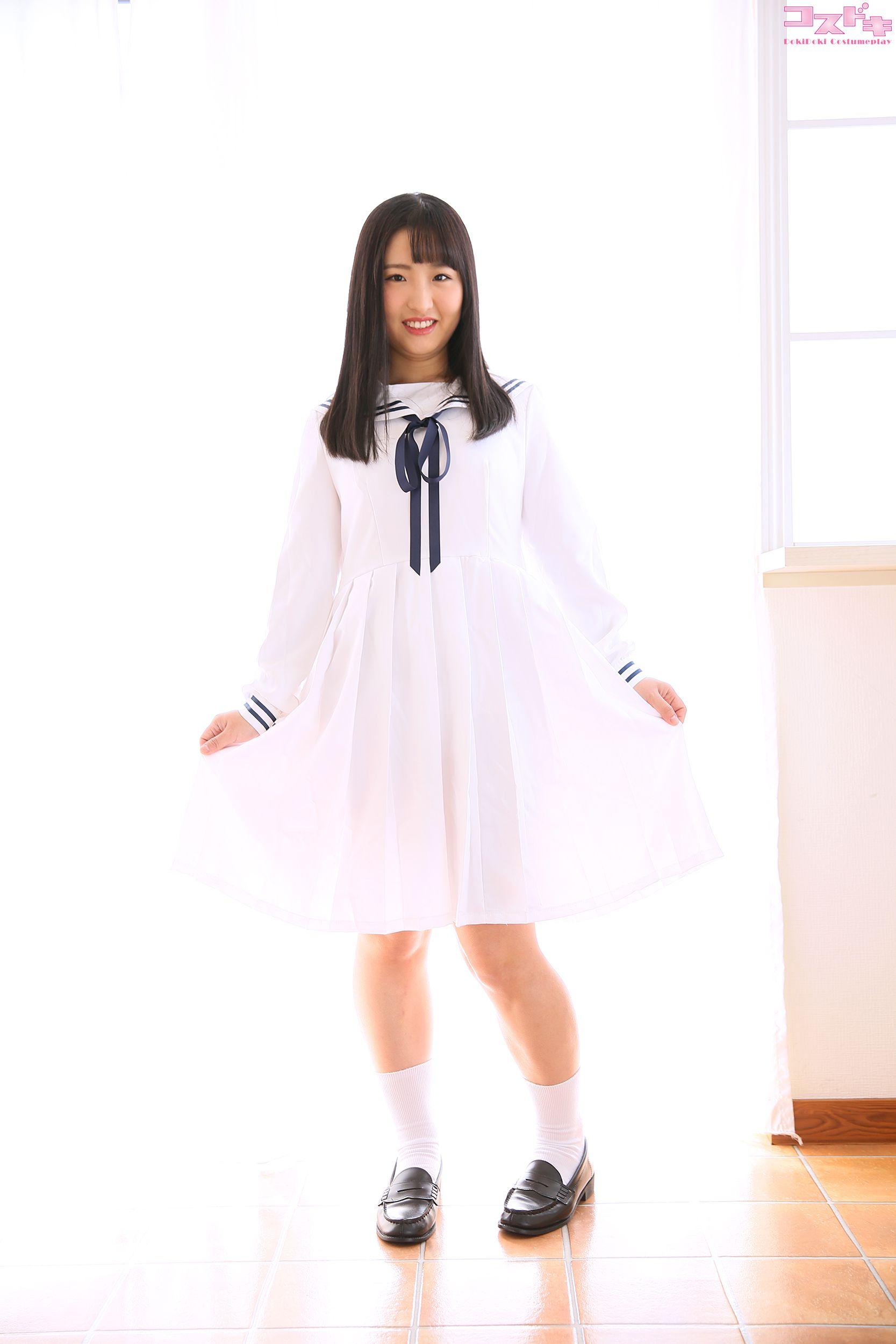 VOL.293 [Cosdoki]日本制服:宝生美亚(宝生美亜)超高清写真套图(57P)