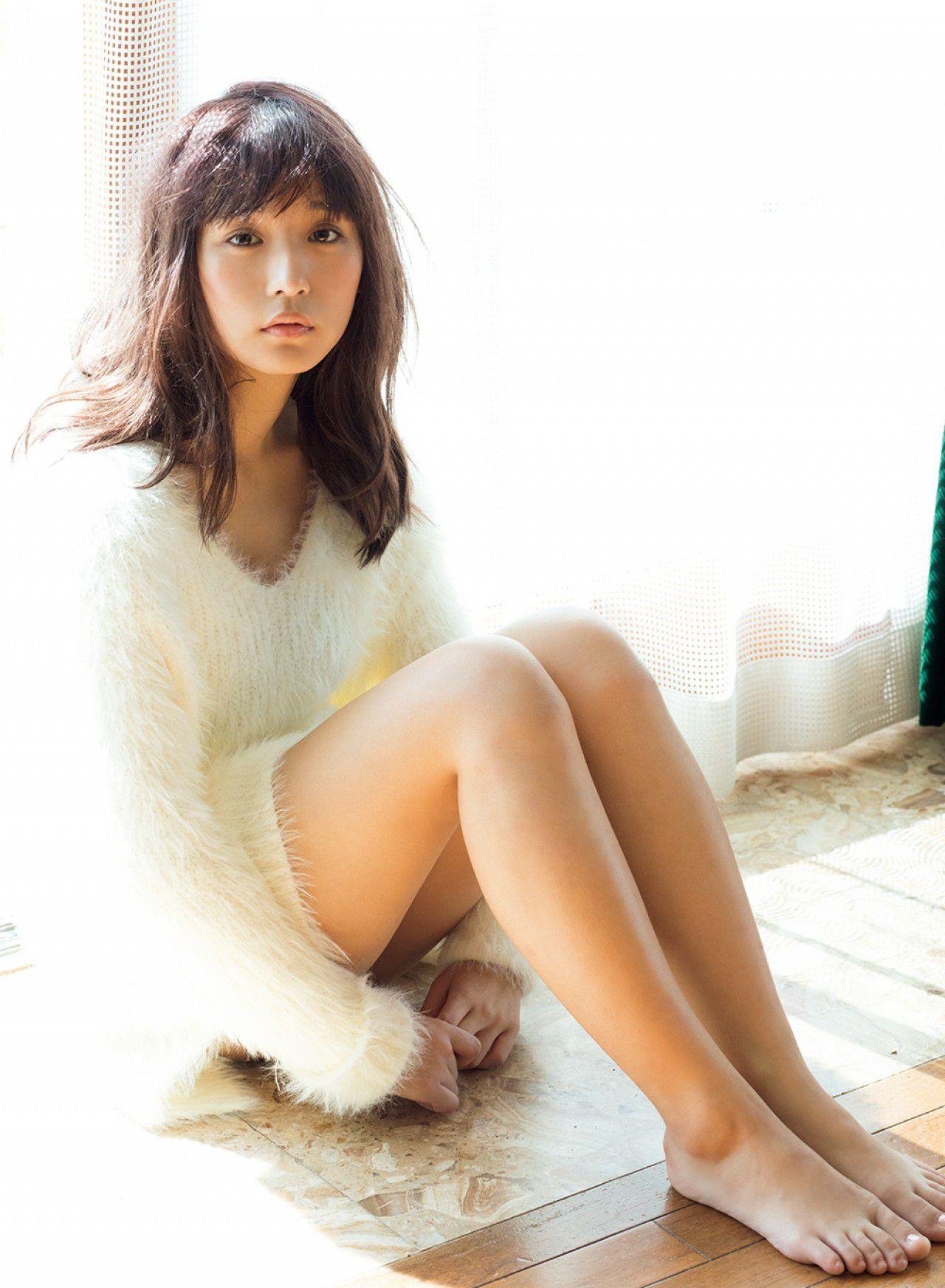 VOL.976 [FRIDAY]极品妹子日本嫩模:浅川梨奈超高清写真套图(20P)