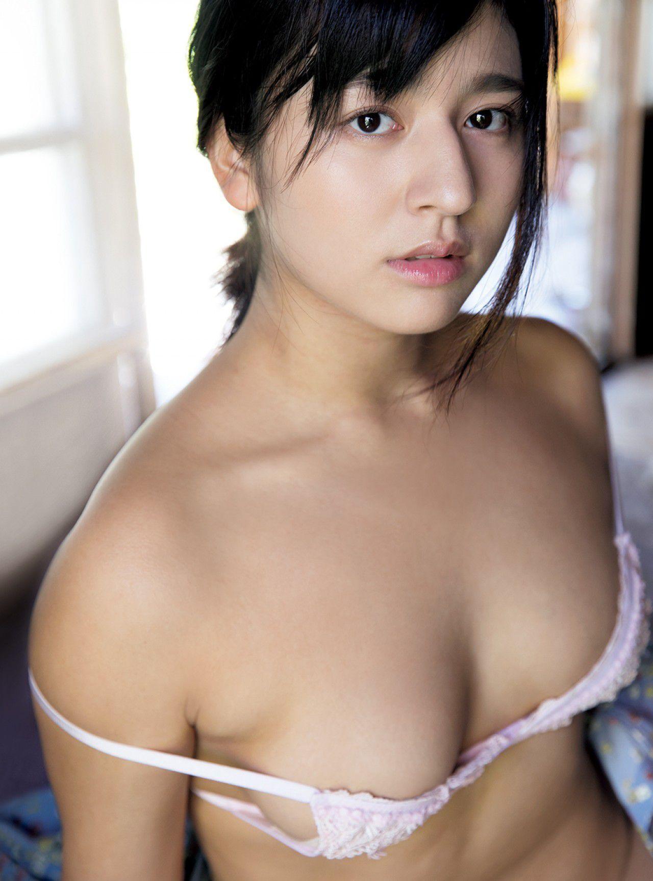 VOL.510 [FRIDAY]美乳日本少妇:德江加奈(徳江かな)超高清写真套图(8P)