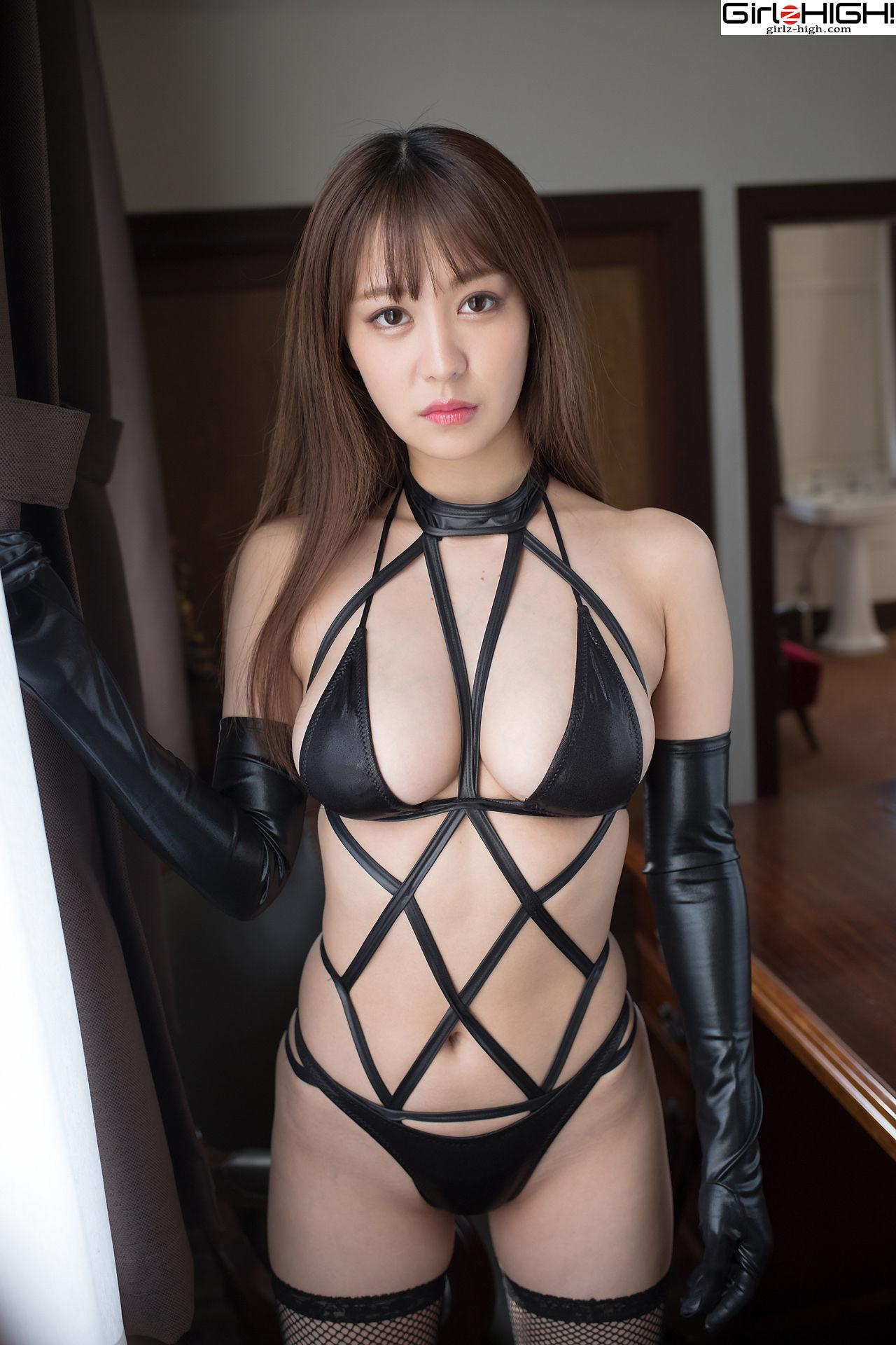VOL.231 [Girlz-High]黑丝制服:吉永佳纯(吉永佳純)超高清写真套图(50P)