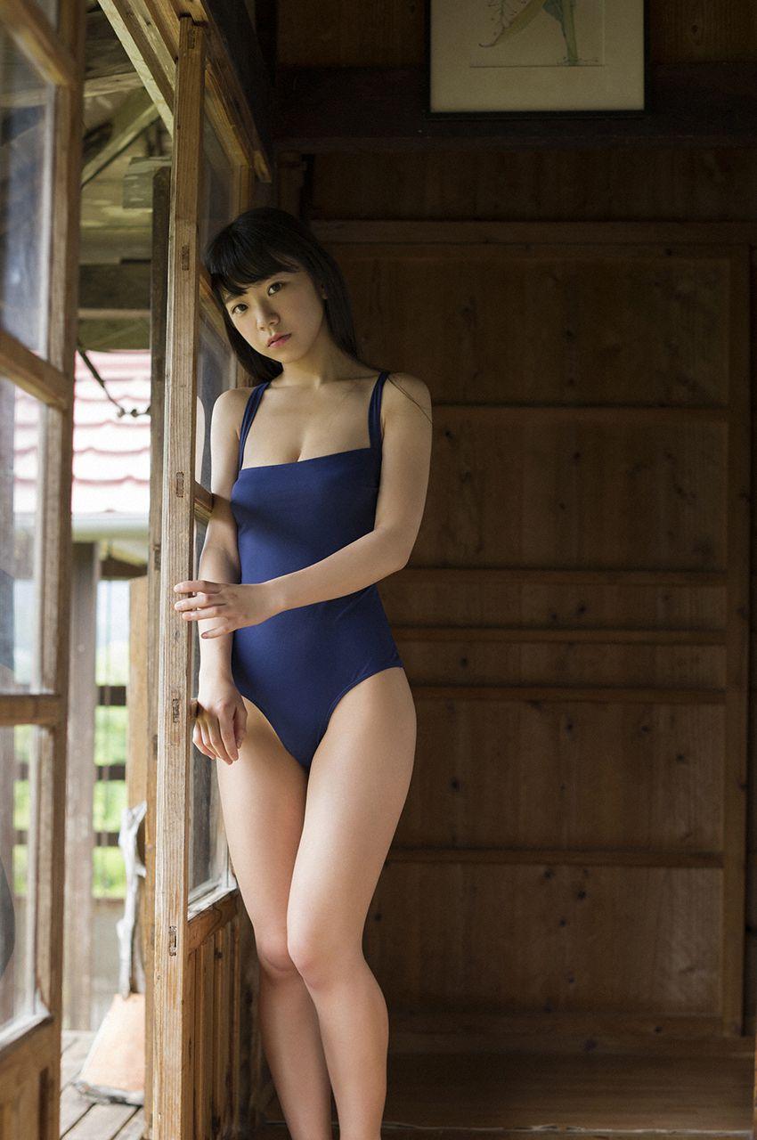 VOL.712 [WPB]极品大胸日本少女性感少女:长泽茉里奈(長澤茉里奈)超高清写真套图(124P)