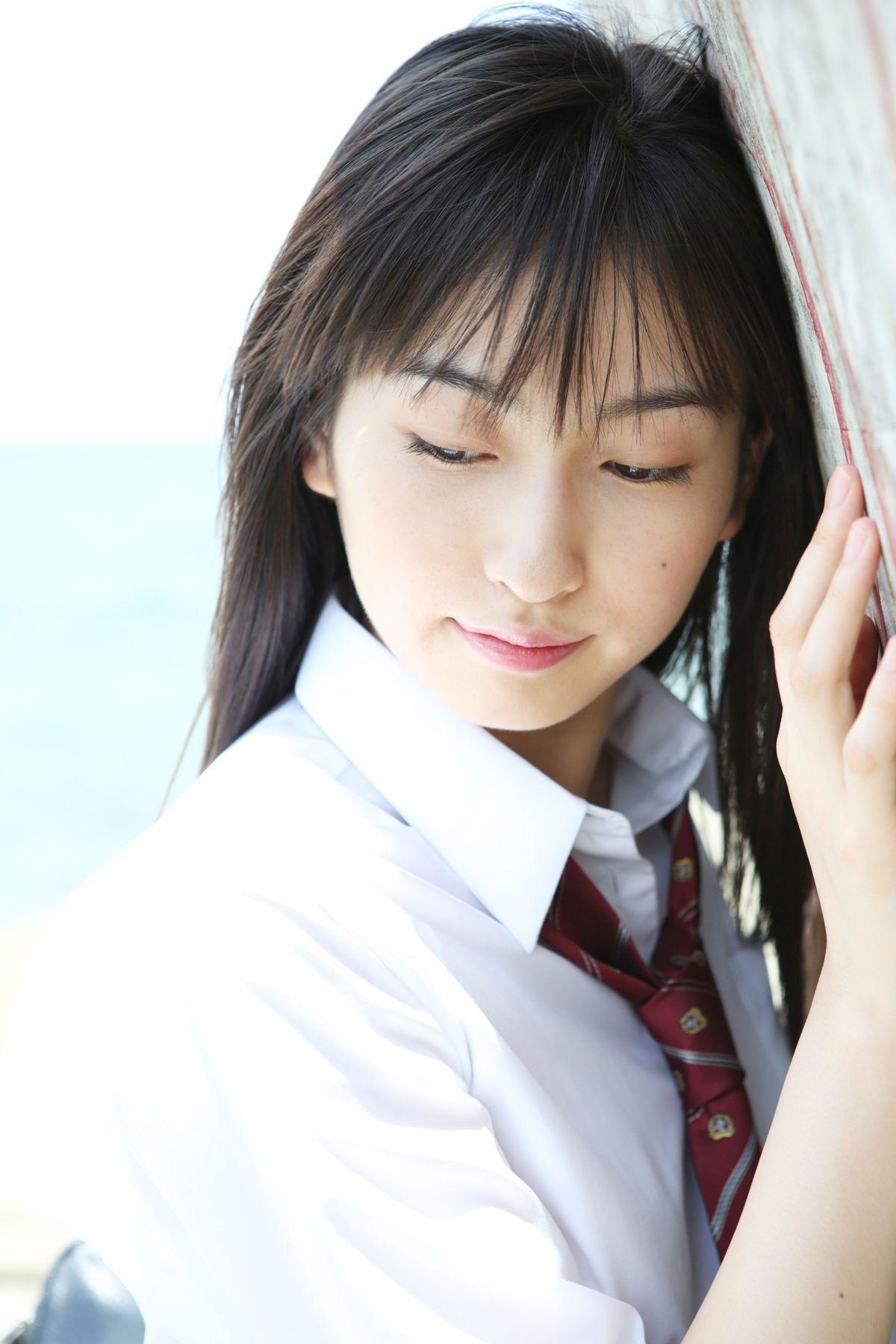 VOL.505 [Hello! Project Digital Books]清新外拍日本少女养眼:植村亚加莉(植村あかり)超高清写真套图(109P)