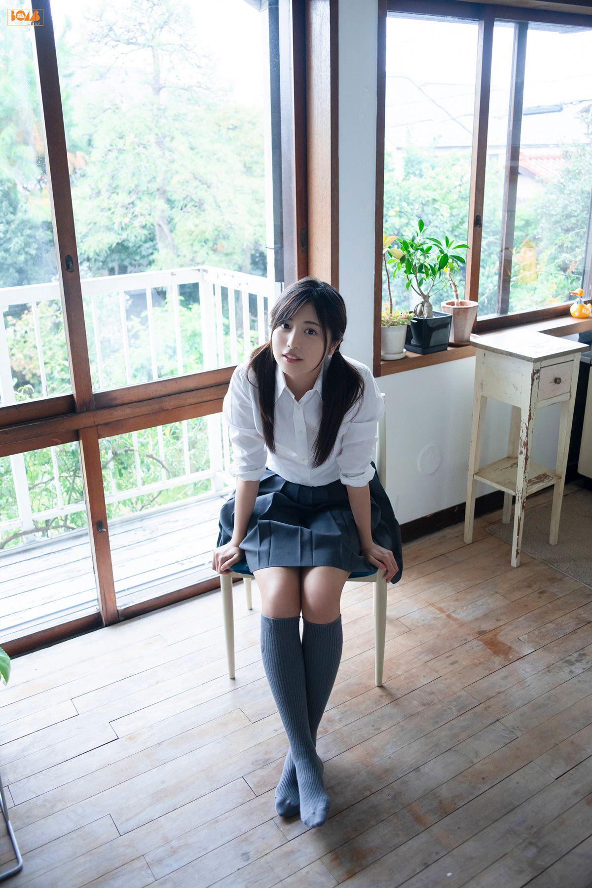 VOL.19 [Bomb.TV]日本萌妹子性感少女:吉田莉樱(吉田莉桜)超高清写真套图(61P)