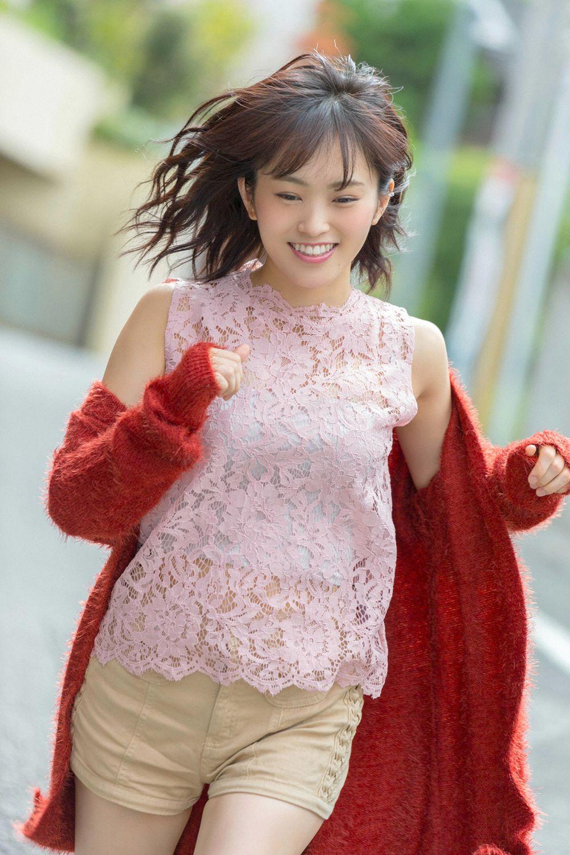 VOL.362 [YS Web]清纯短发阳光正妹日本萌妹子:山本彩超高清写真套图(45P)