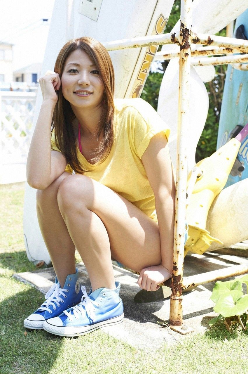 VOL.345 [WPB]阳光日本女星:青木爱超高清写真套图(91P)