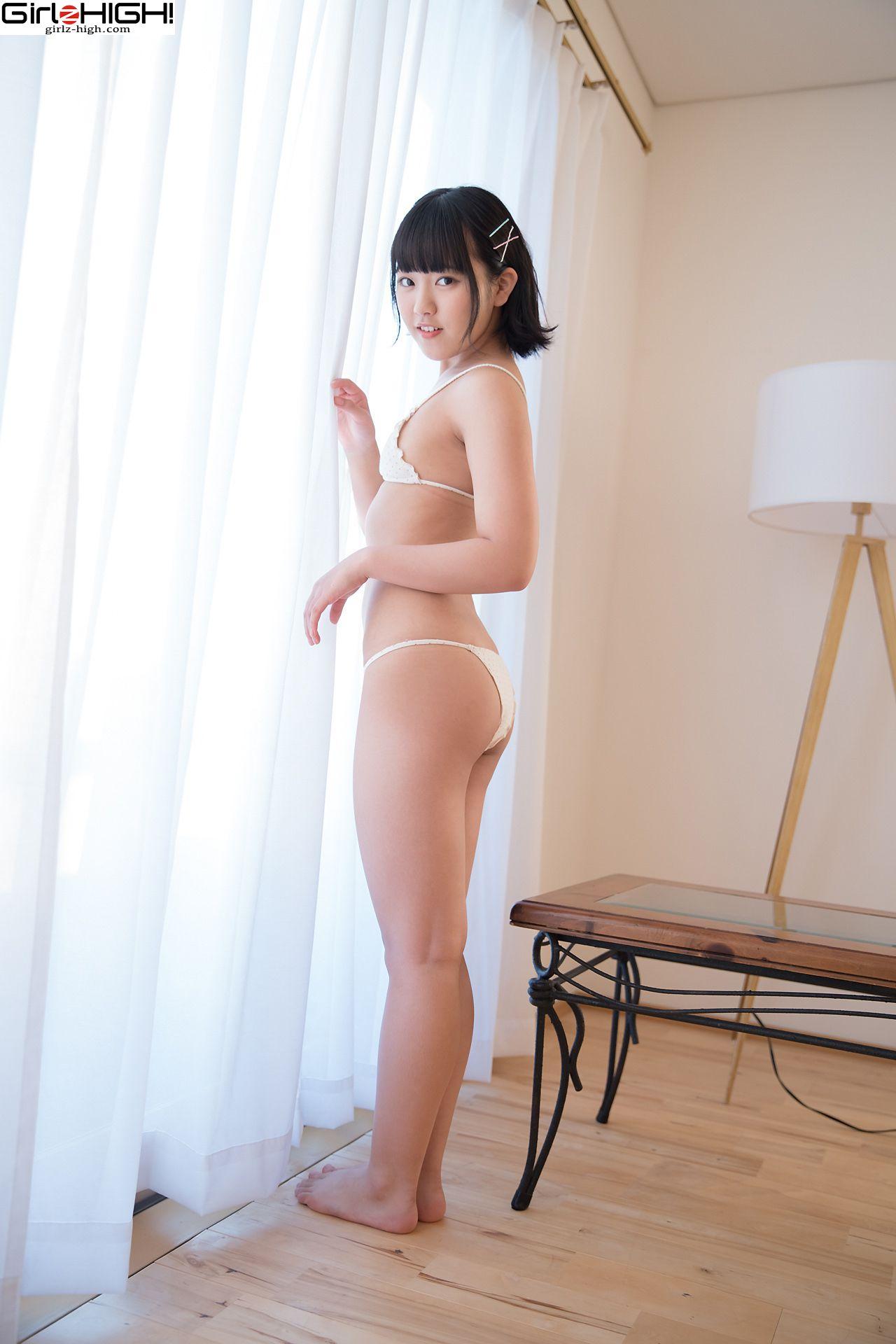 VOL.522 [Girlz-High]日本少妇平胸:香月杏珠(香月りお)超高清写真套图(53P)