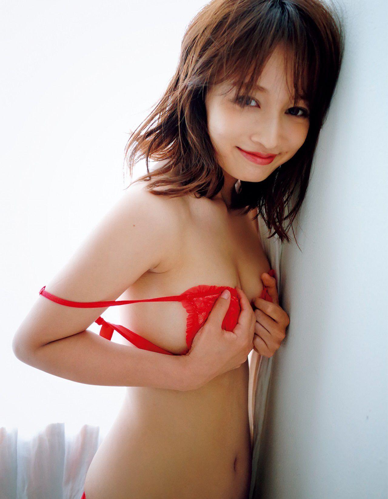 VOL.546 [FRIDAY]日本嫩模:わたなべ麻衣超高清写真套图(6P)