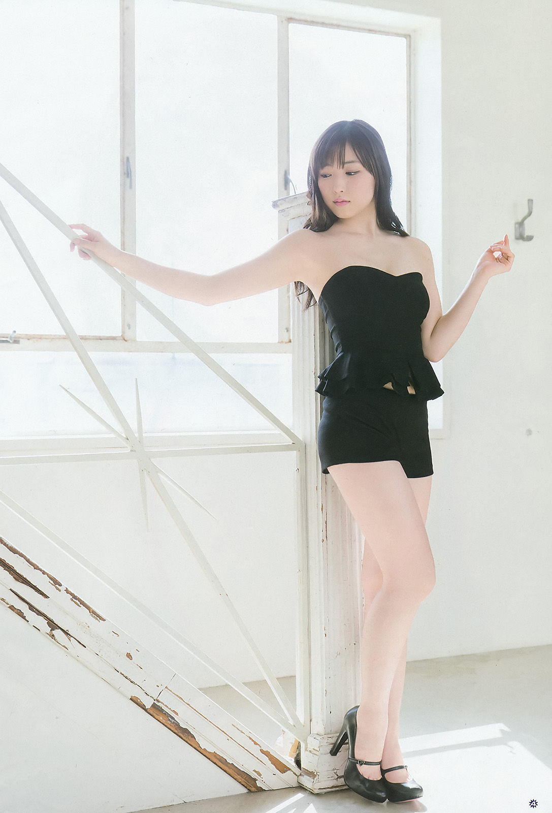 VOL.107 [Young Gangan]女神日本嫩模:谱久村圣超高清写真套图(31P)