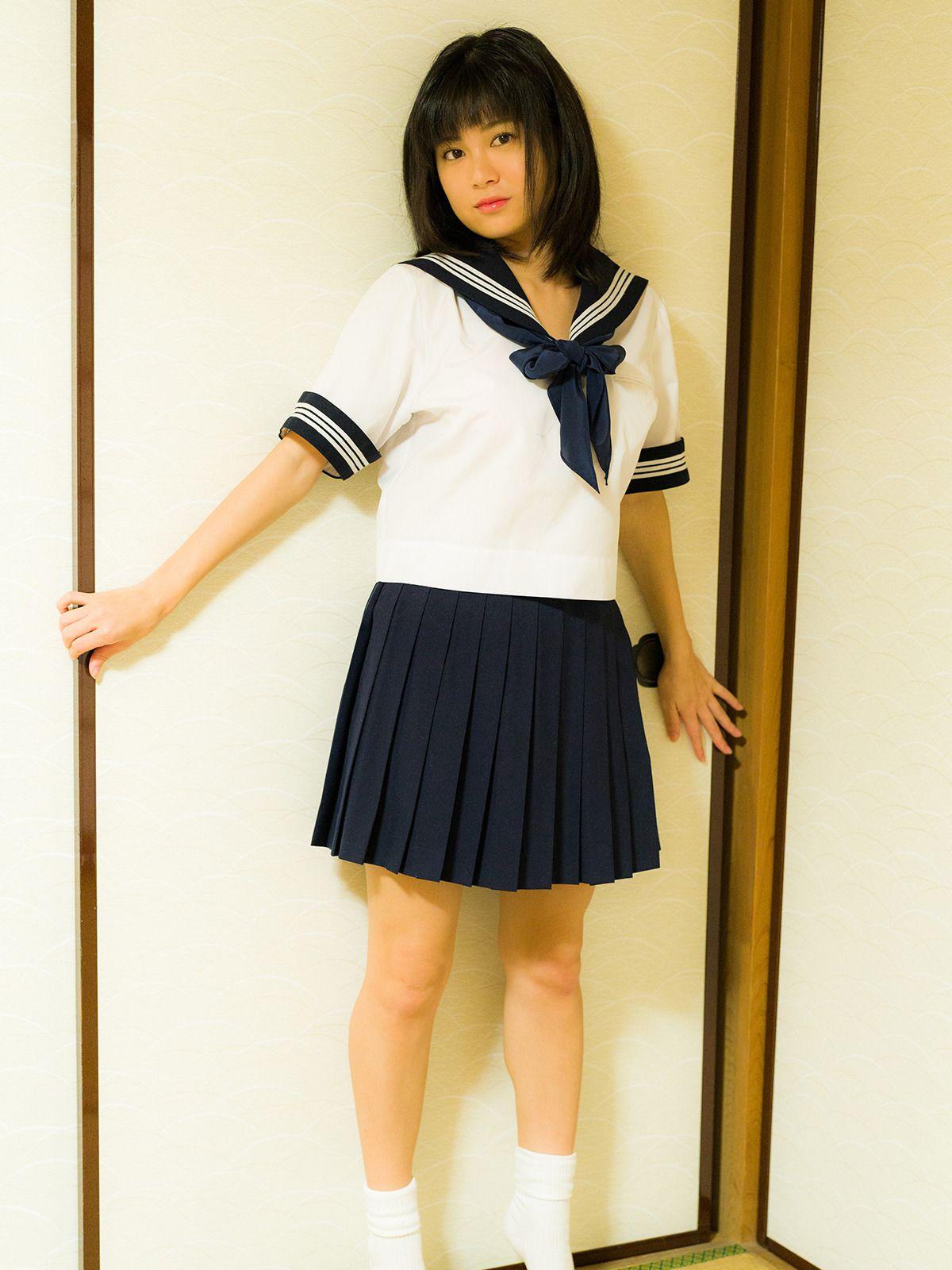 VOL.419 [Sabra]大胸日本萌妹子:RaMu超高清写真套图(100P)