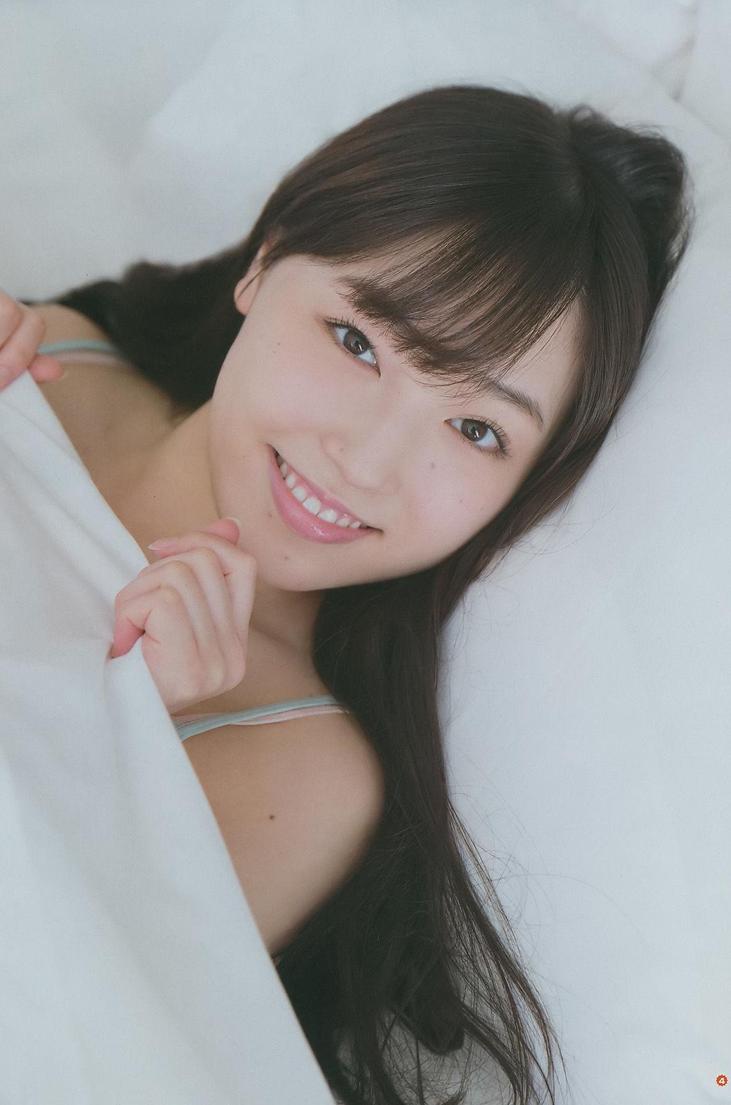 VOL.358 [Young Gangan]日本嫩模:谱久村圣(譜久村聖)超高清写真套图(27P)