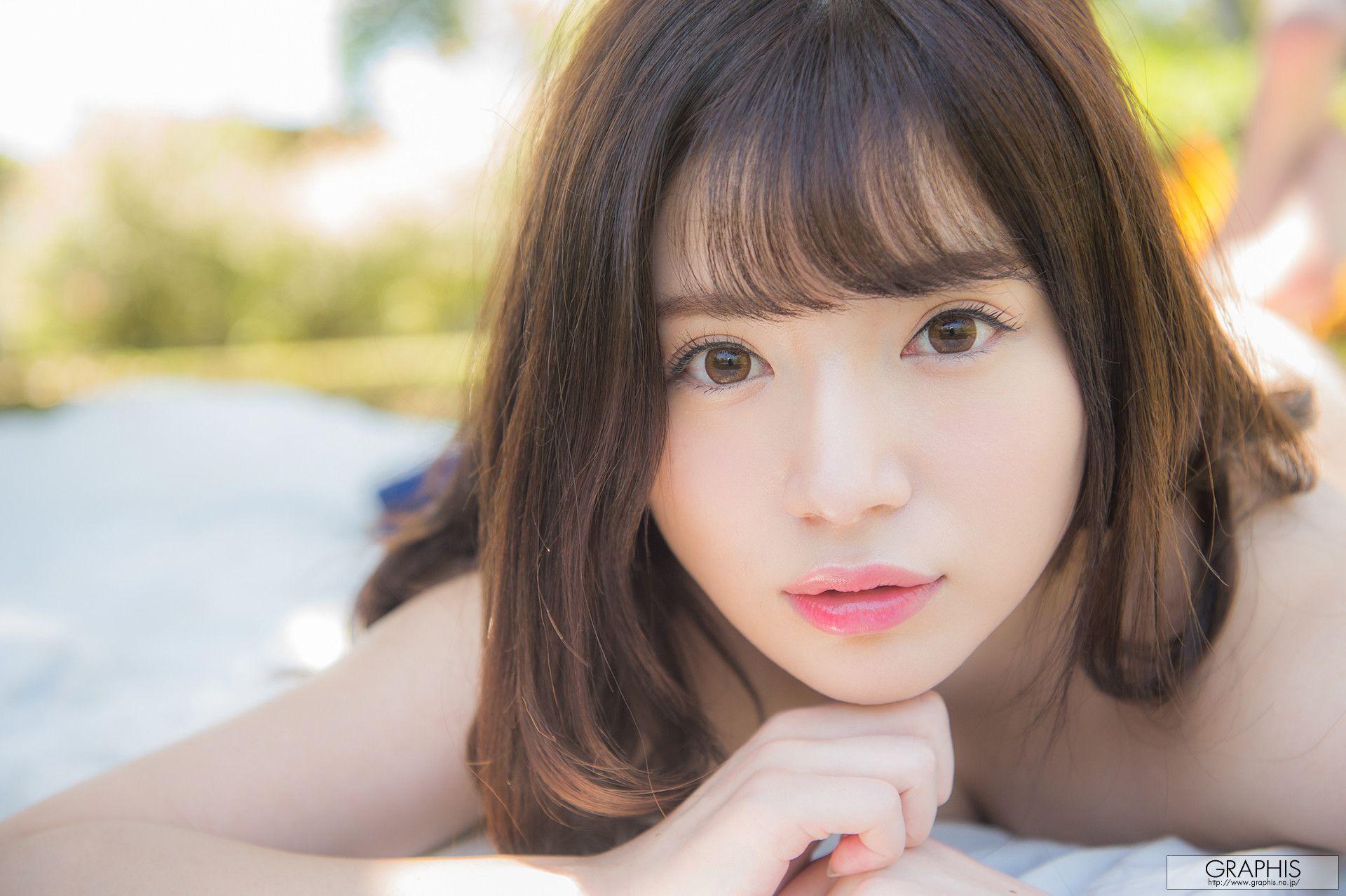 VOL.660 [Graphis]女艺人:樱羽和佳(桜羽のどか)超高清写真套图(12P)