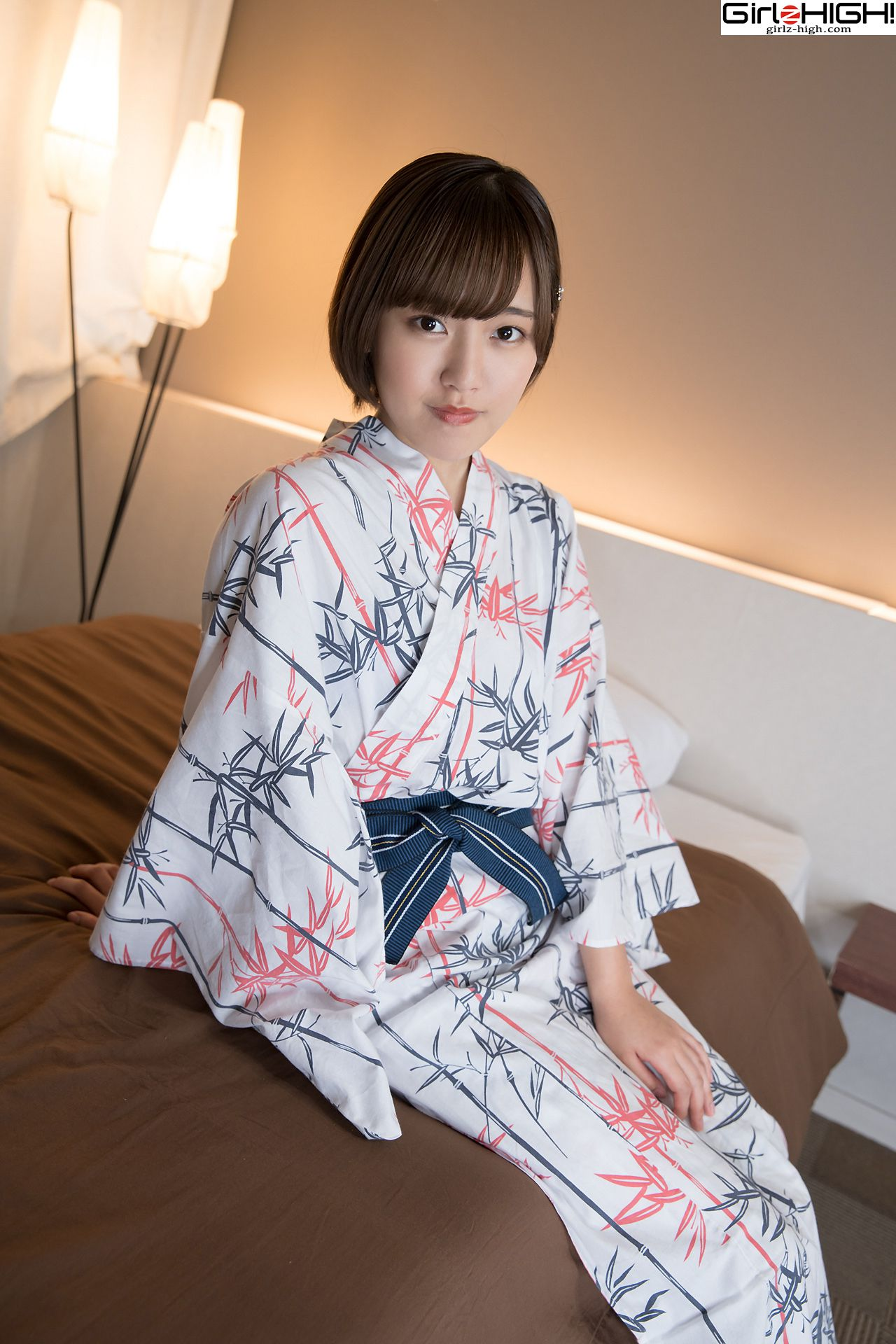 VOL.682 [Girlz-High]和服:香月杏珠(香月りお)超高清写真套图(55P)