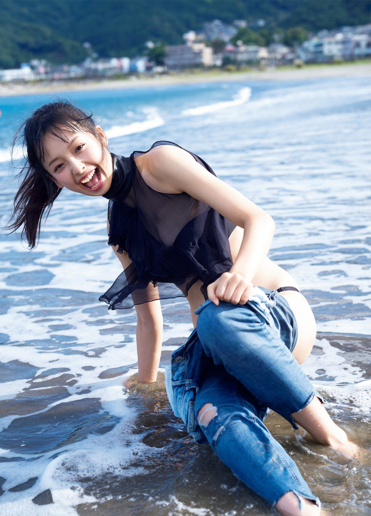 VOL.643 [FRIDAY]性感少女女友:华村飞鸟(華村あすか)超高清写真套图(14P)