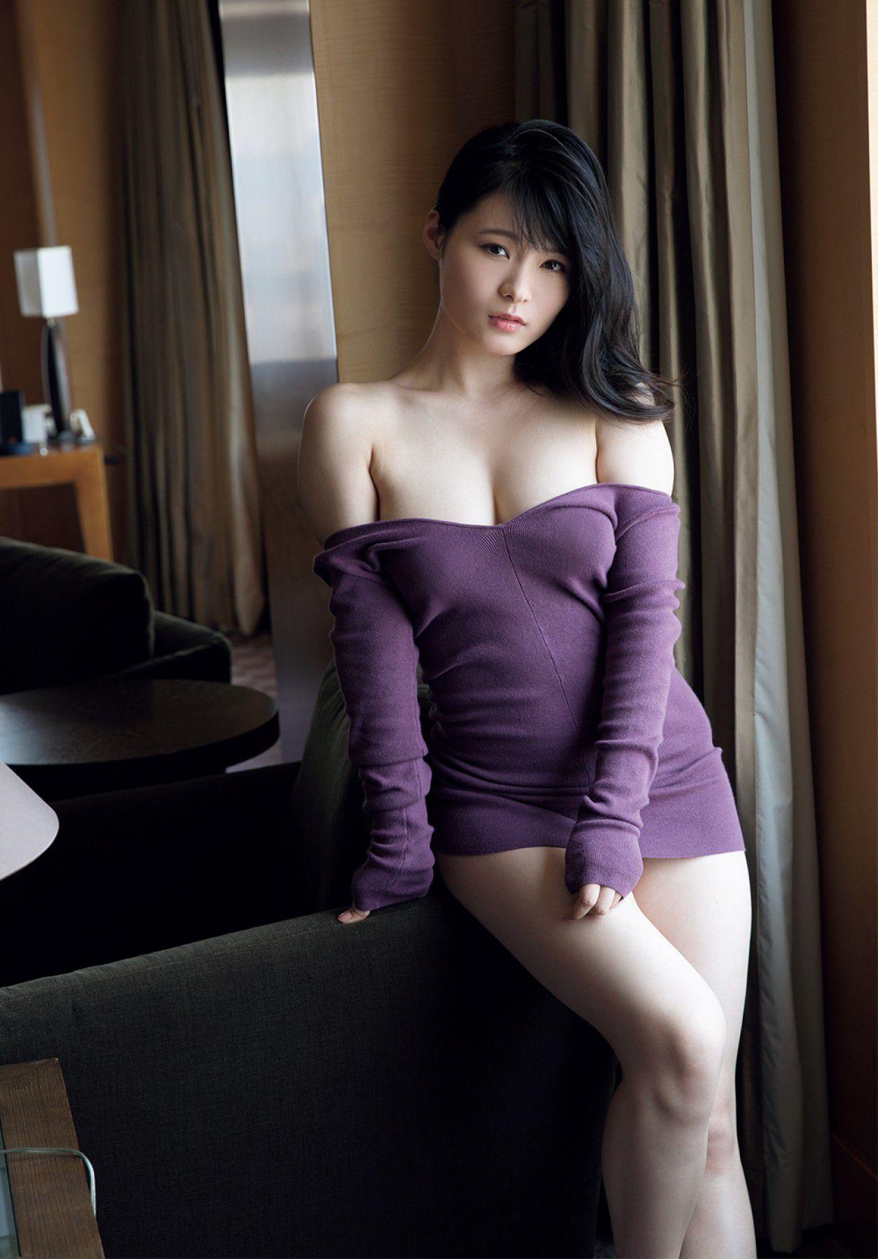 VOL.390 [FRIDAY]大胸美乳爆乳:星名美津纪(星名美津紀)超高清写真套图(9P)