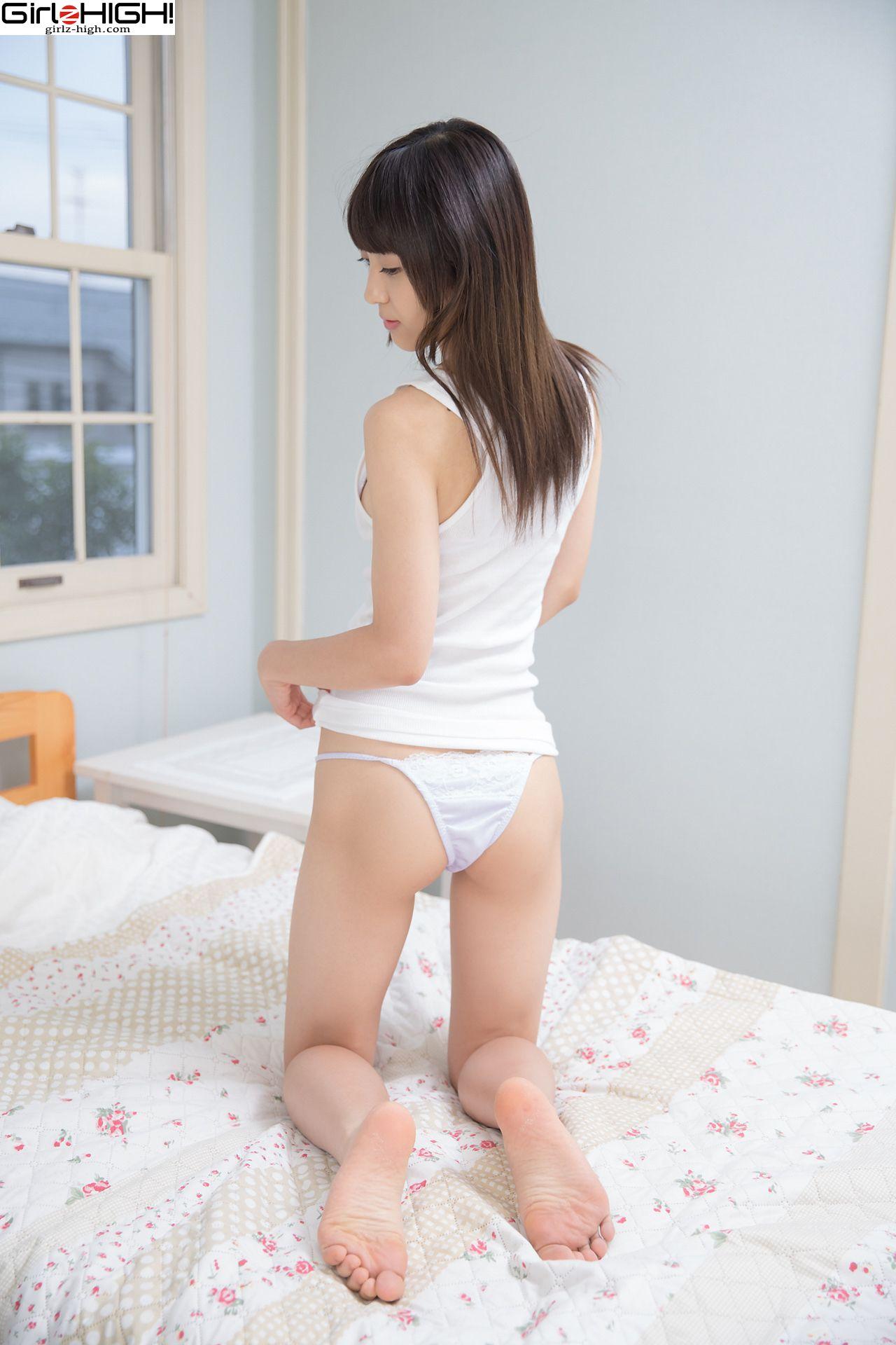 VOL.859 [Girlz-High]床上性感少女:高梨あい超高清写真套图(45P)