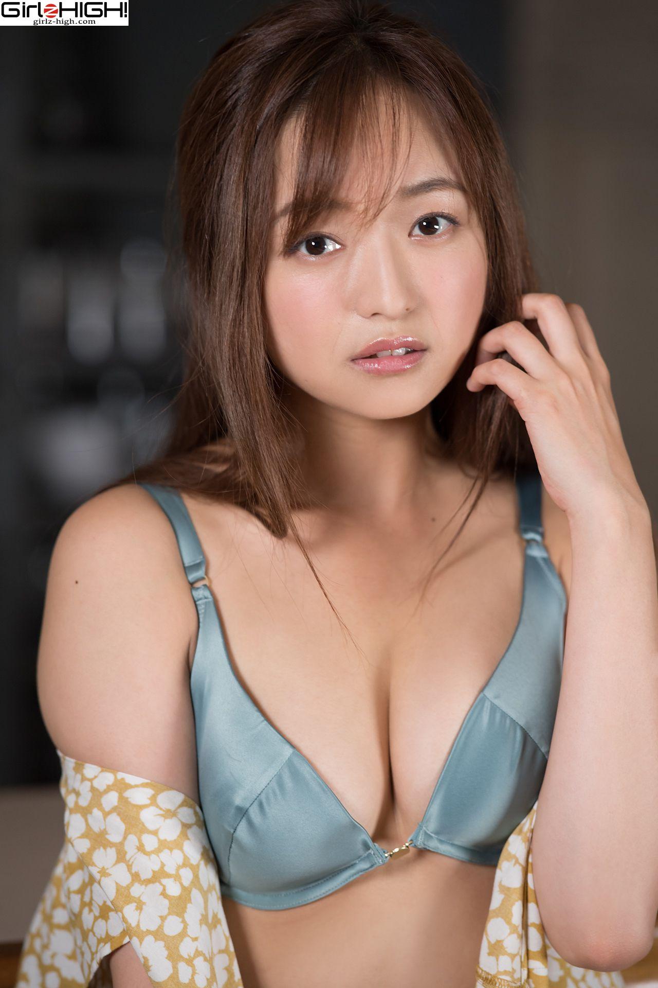 VOL.650 [Girlz-High]美乳日本嫩模:山中真由美超高清写真套图(48P)