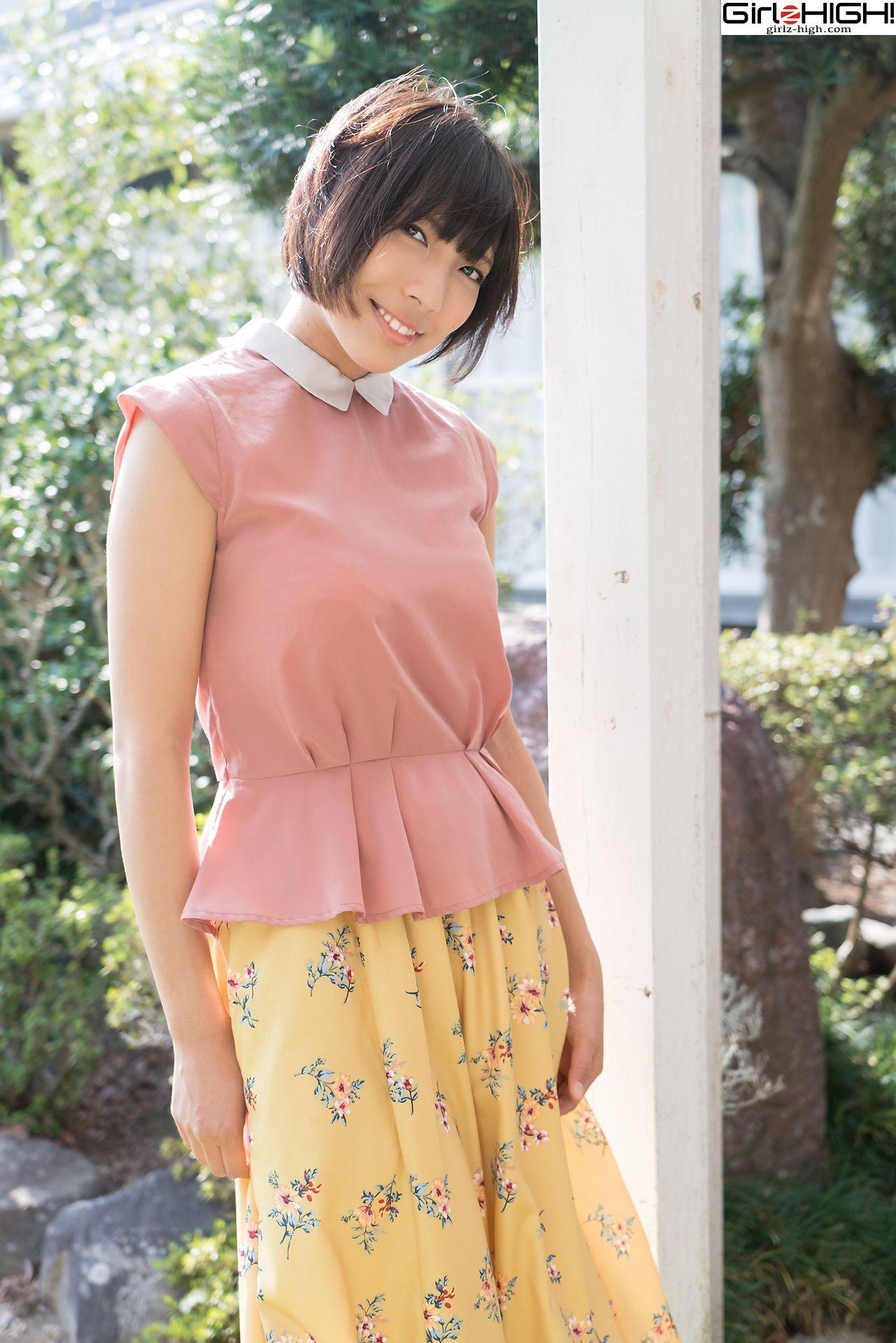 VOL.432 [Girlz-High]巨乳日本少妇:麻仓麻里奈(麻倉まりな)超高清写真套图(50P)