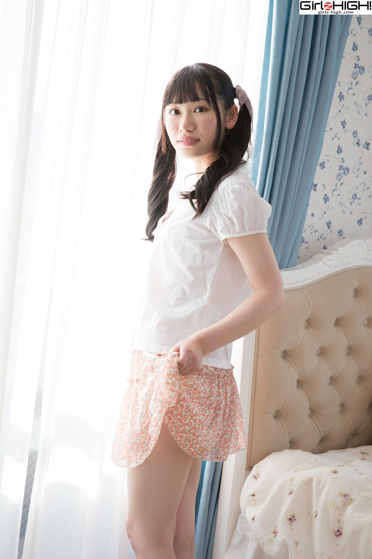 VOL.241 [Girlz-High]萌女双马尾:叶月彩菜(葉月彩菜)超高清写真套图(50P)