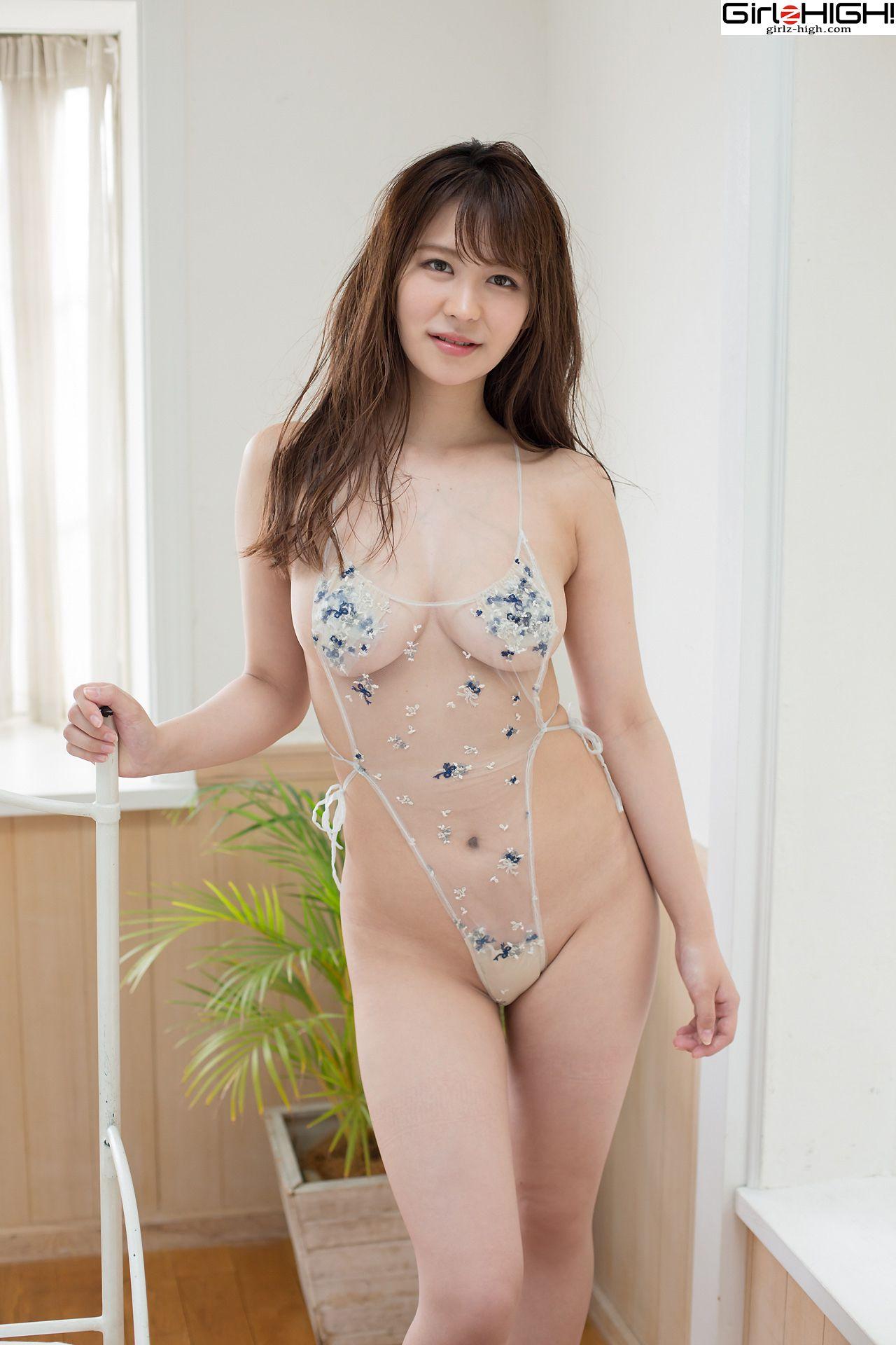 VOL.695 [Girlz-High]丰满少妇情趣制服:吉永佳纯(吉永佳純)超高清写真套图(35P)
