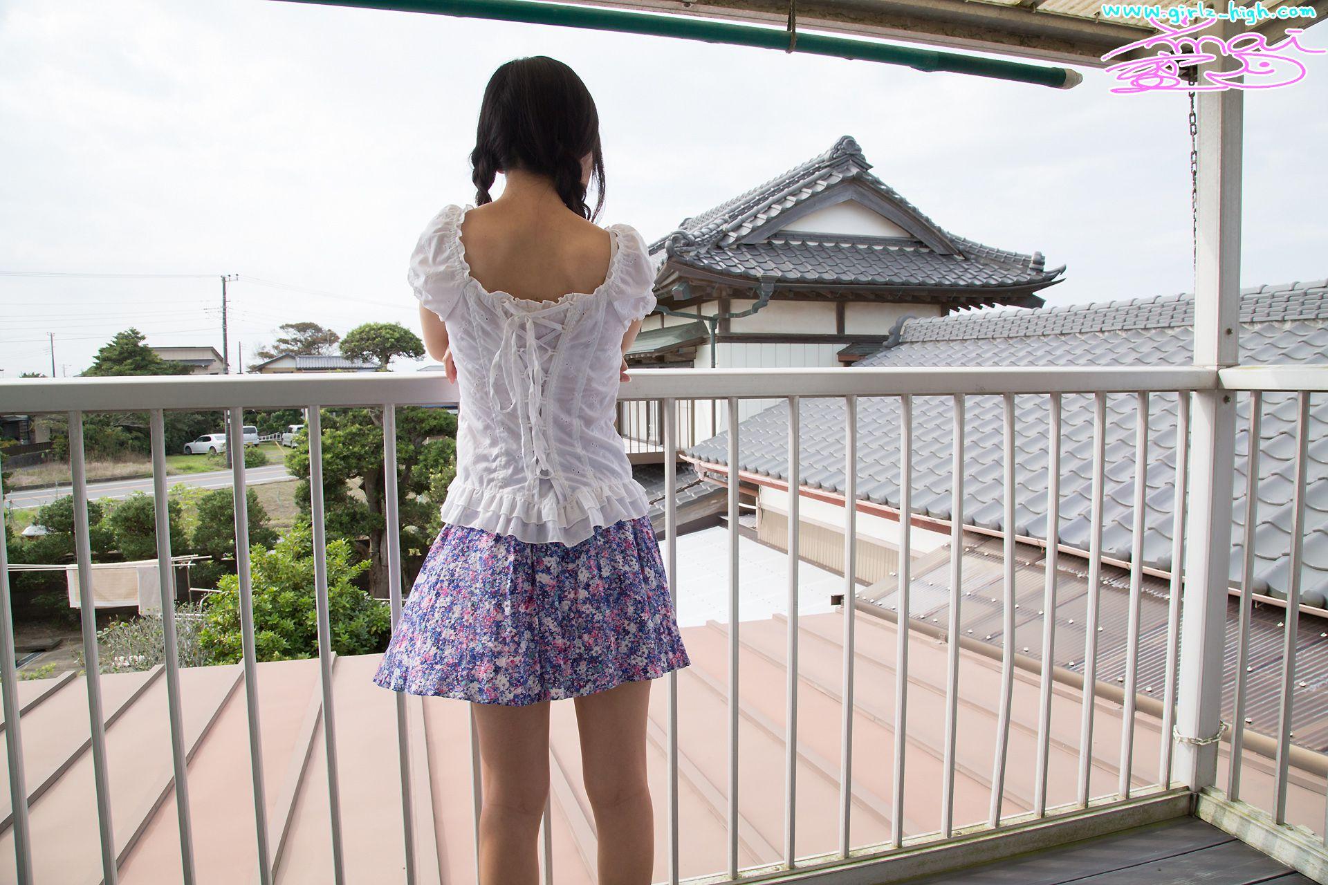 VOL.875 [Girlz-High]日本少女:今井蜜月超高清写真套图(69P)
