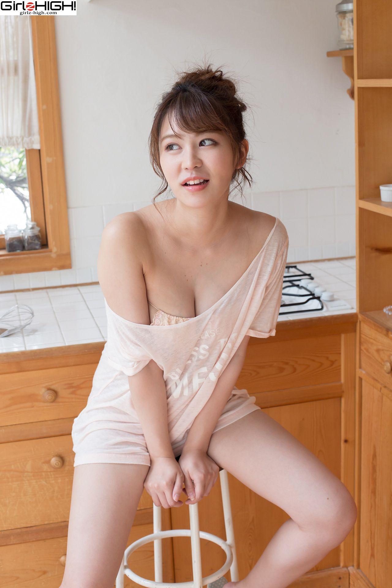 VOL.236 [Girlz-High]背心丰满:吉永佳纯(吉永佳純)超高清写真套图(50P)