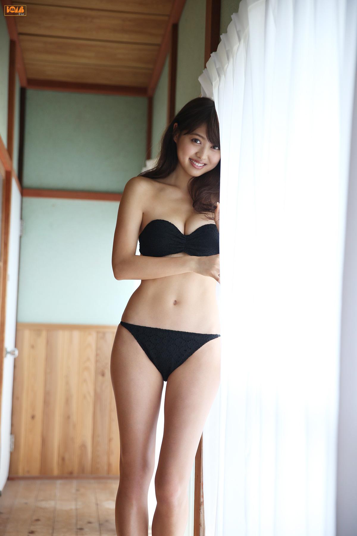 VOL.25 [Bomb.TV]清新阳光正妹妹子日本女星:松元绘里花(松元絵里花)超高清写真套图(58P)