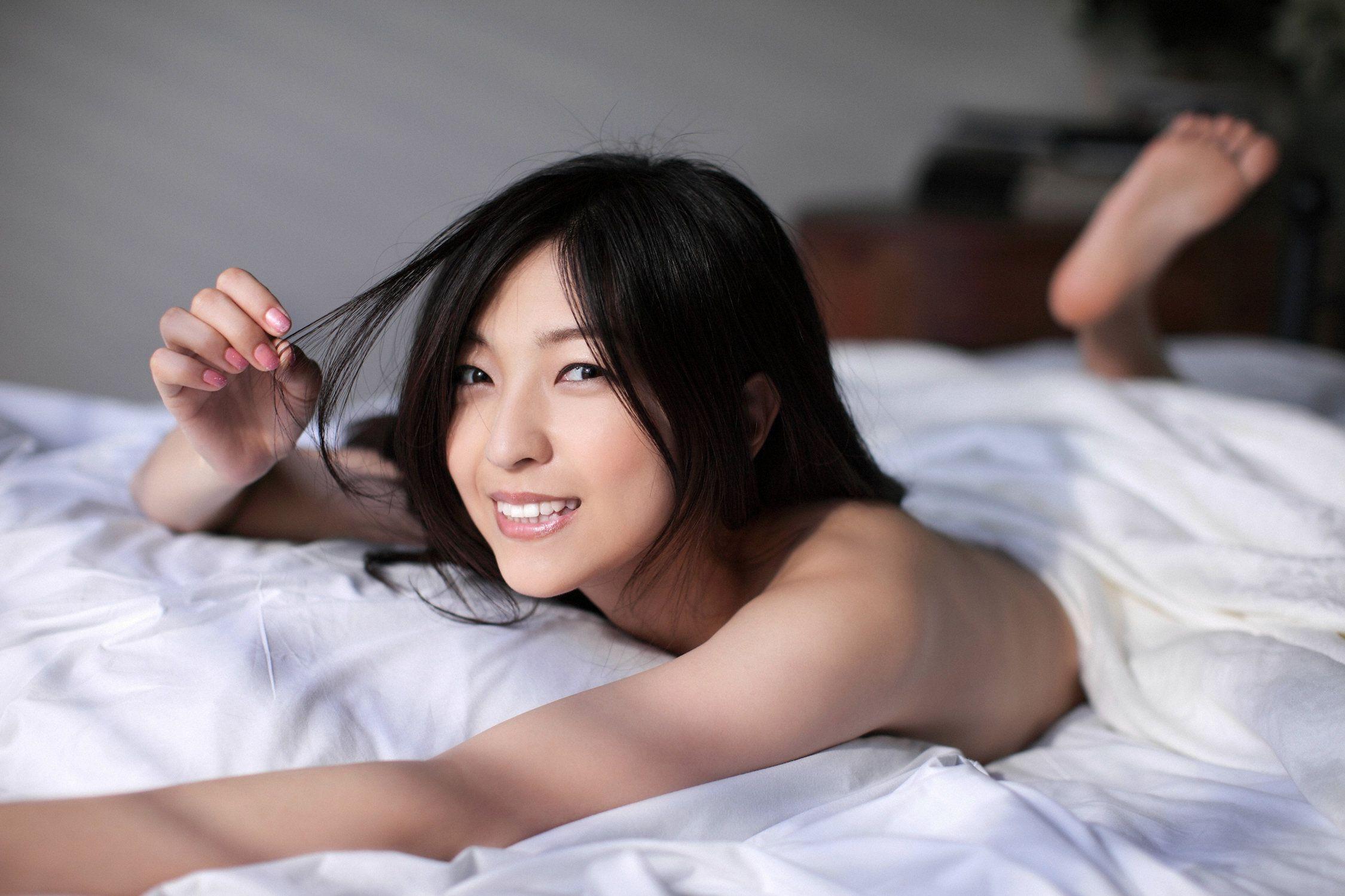 VOL.955 [YS Web]清纯甜美极品正妹床上:平田裕香超高清写真套图(77P)
