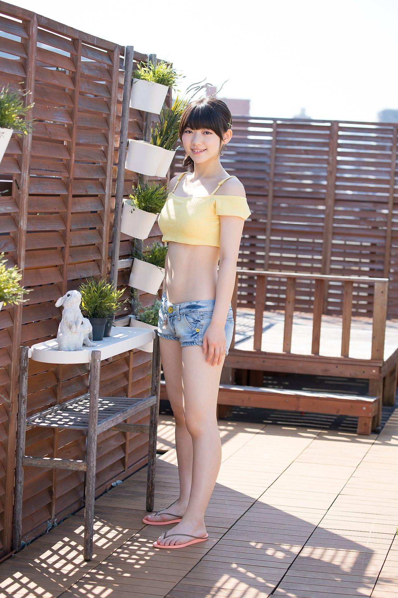 VOL.621 [Minisuka.tv]热裤阳光背心:沢村りさ超高清写真套图(55P)
