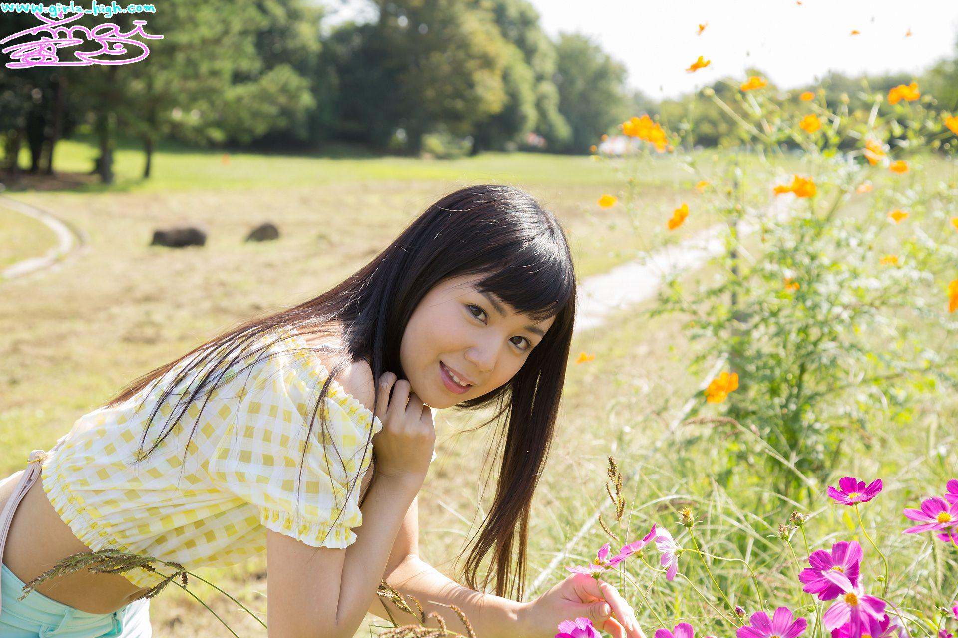 VOL.353 [Girlz-High]热裤阳光少女:今井蜜月超高清写真套图(55P)