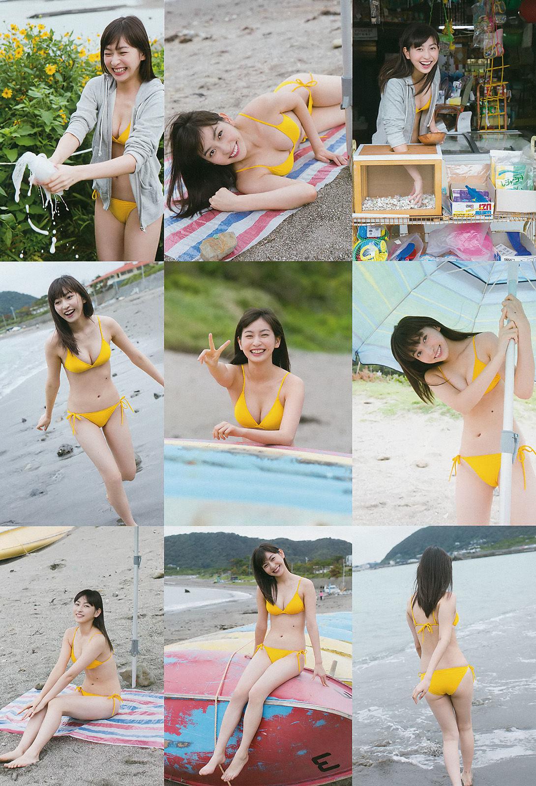 VOL.51 [Young Gangan]日本萌妹子:植村亚加莉超高清写真套图(37P)