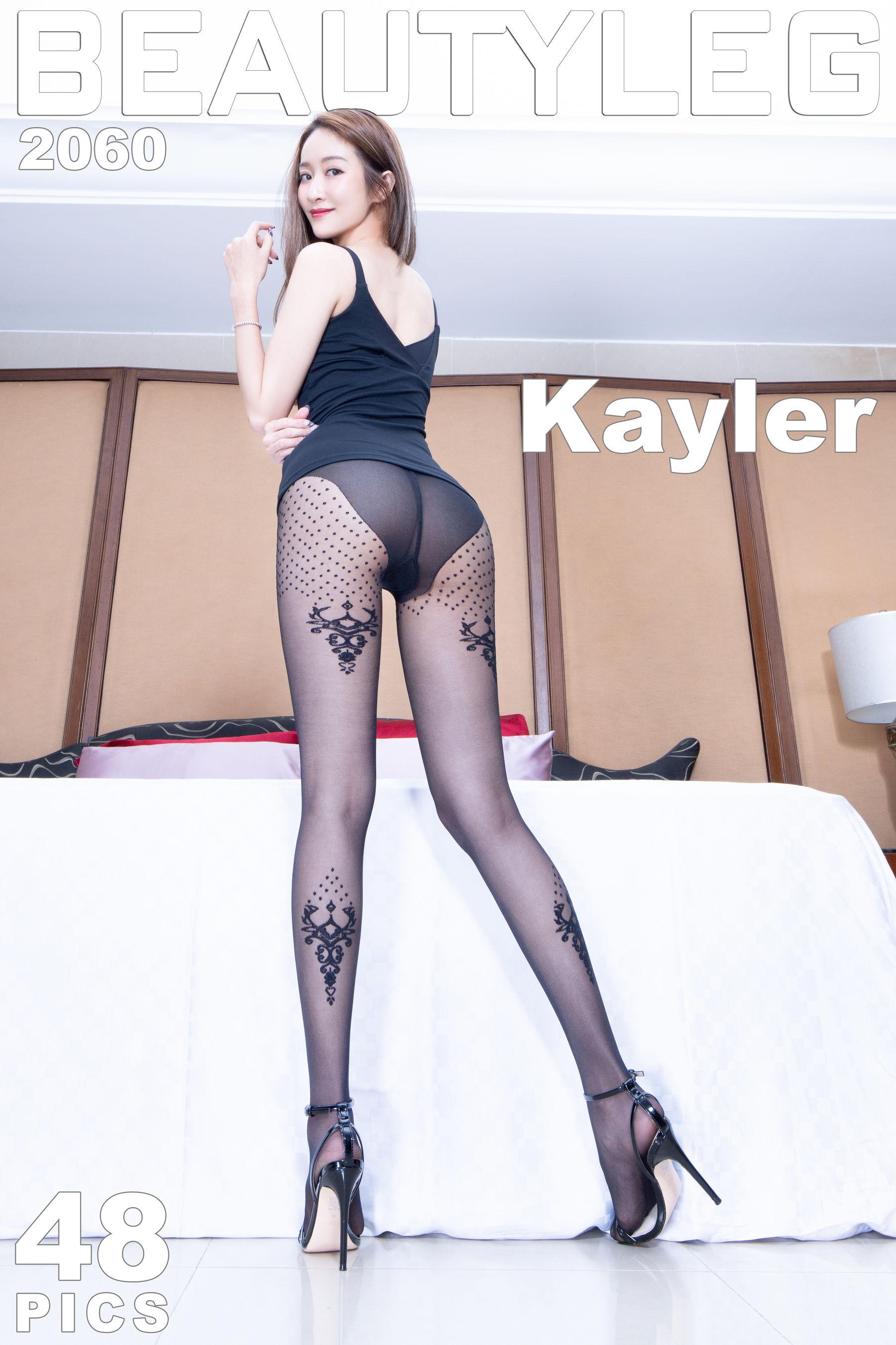VOL.1051 [Beautyleg]丝袜美腿:康凯乐(腿模Kaylar)高品质写真套图(24P)
