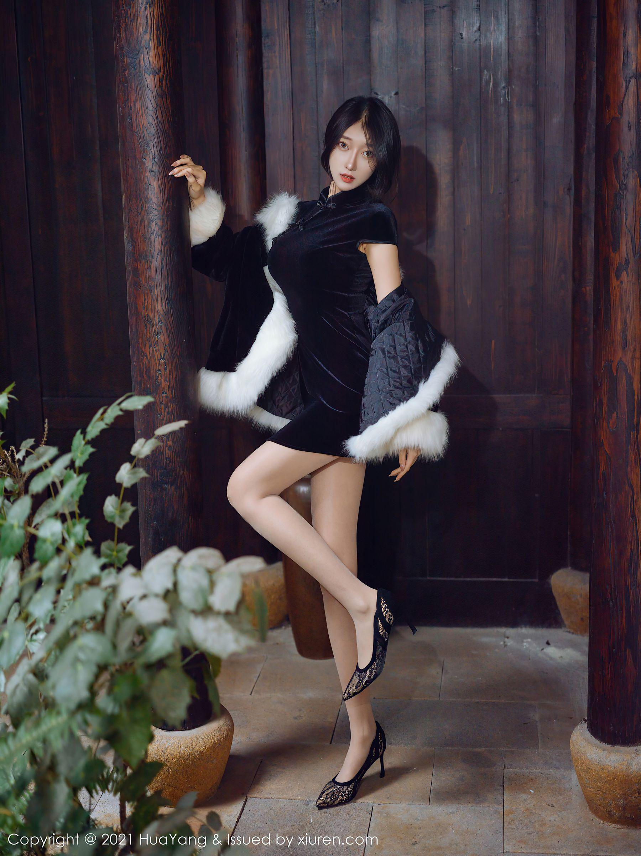 VOL.730 [花漾]美腿极品旗袍:玥儿玥er(玥儿玥)高品质写真套图(57P)