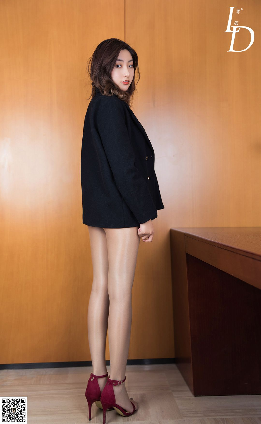 VOL.1637 [LD零度]肉丝袜丝袜少妇:甜甜高品质写真套图(65P)