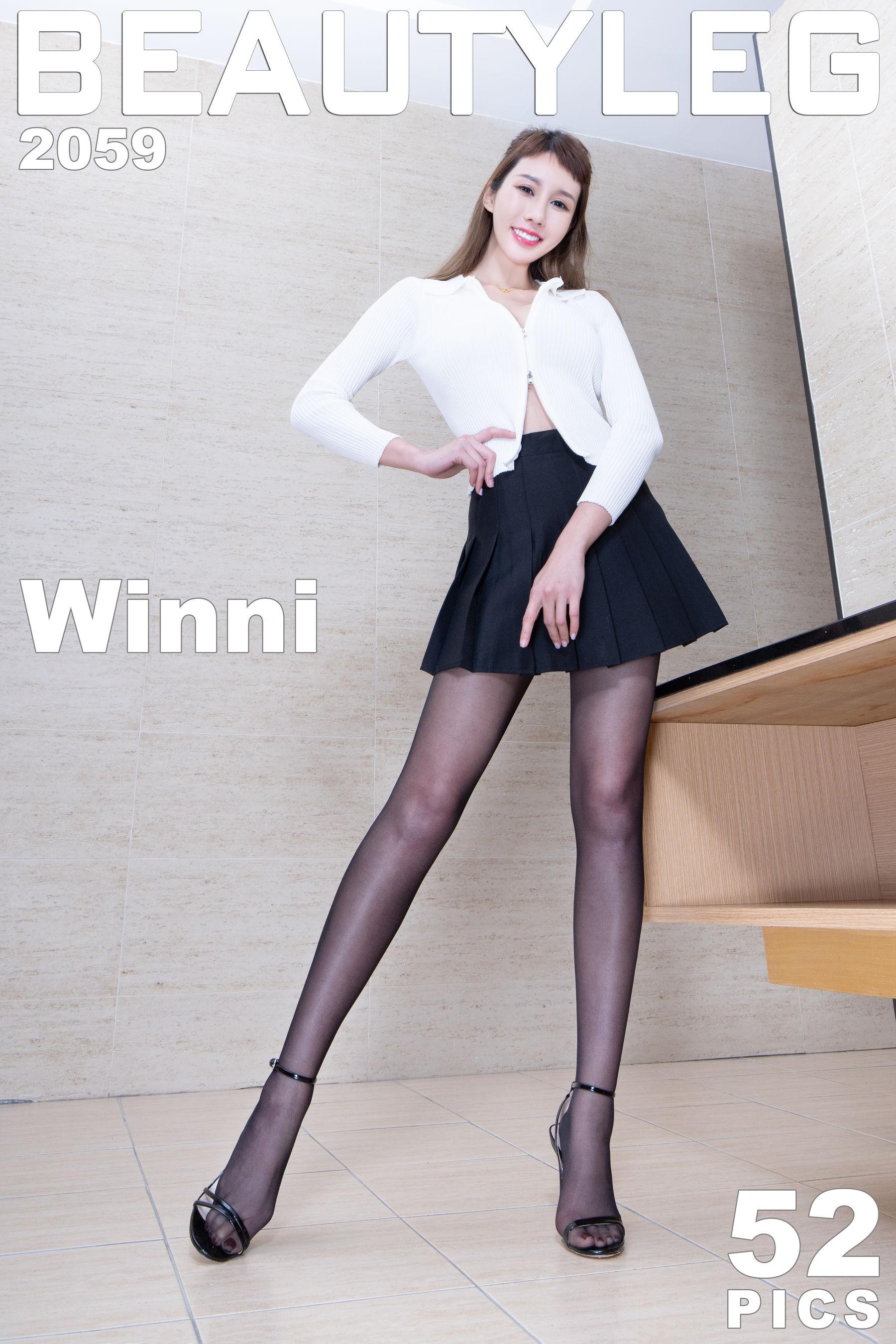 VOL.1131 [Beautyleg]丝袜美腿:腿模Winni(Beautyleg Winni)超高清写真套图(52P)