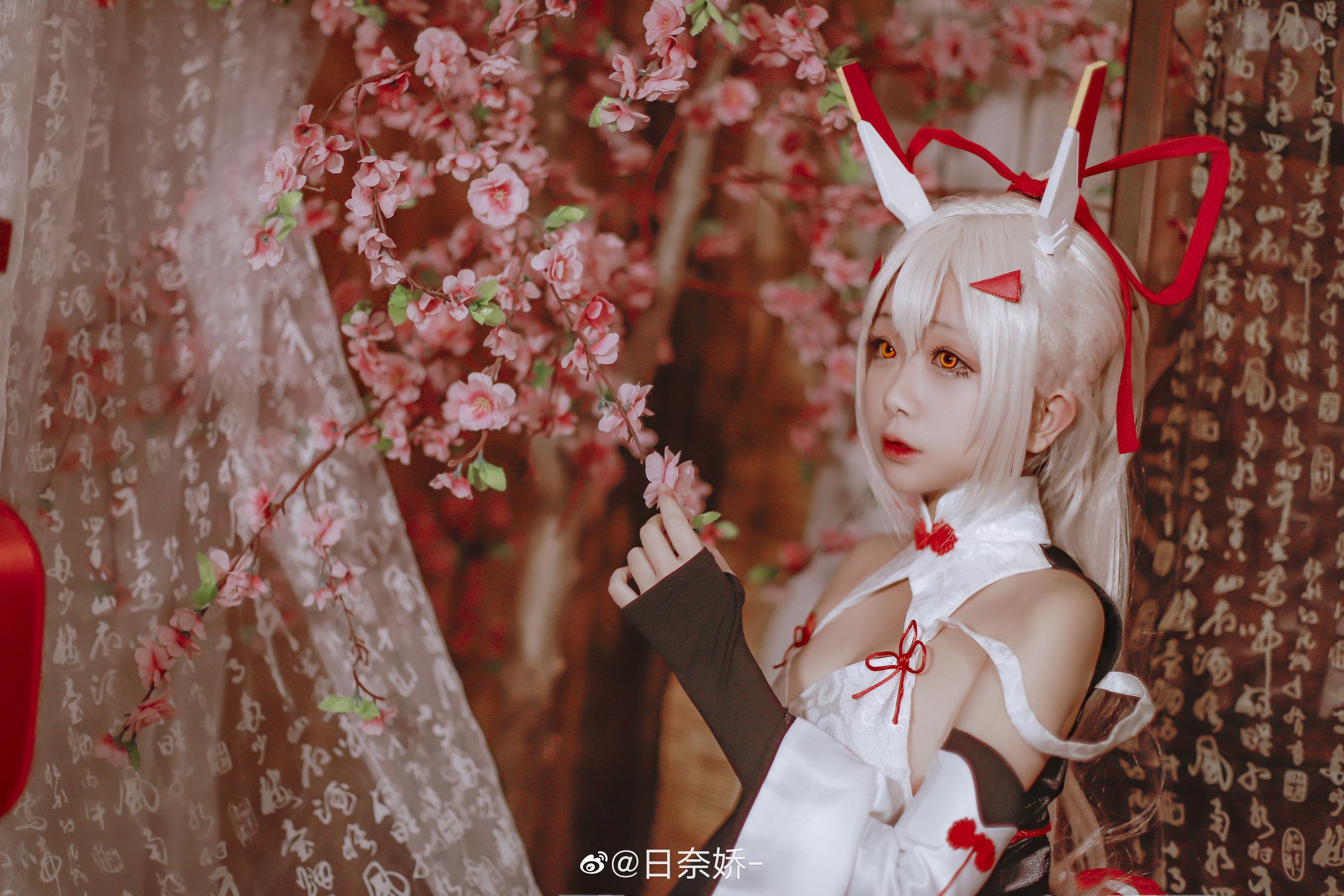 VOL.837 [网络美女]旗袍:日奈娇(COSER日奈娇)超高清写真套图(10P)