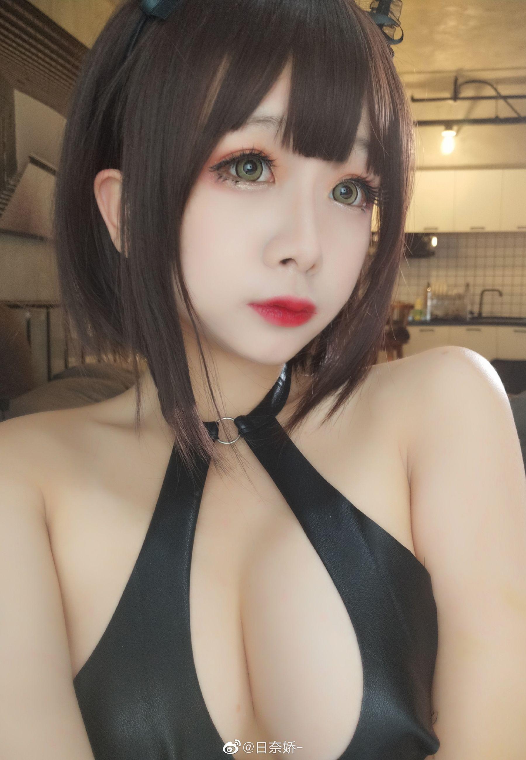 VOL.1208 [网络美女]情趣内衣:日奈娇(COSER日奈娇)超高清写真套图(16P)