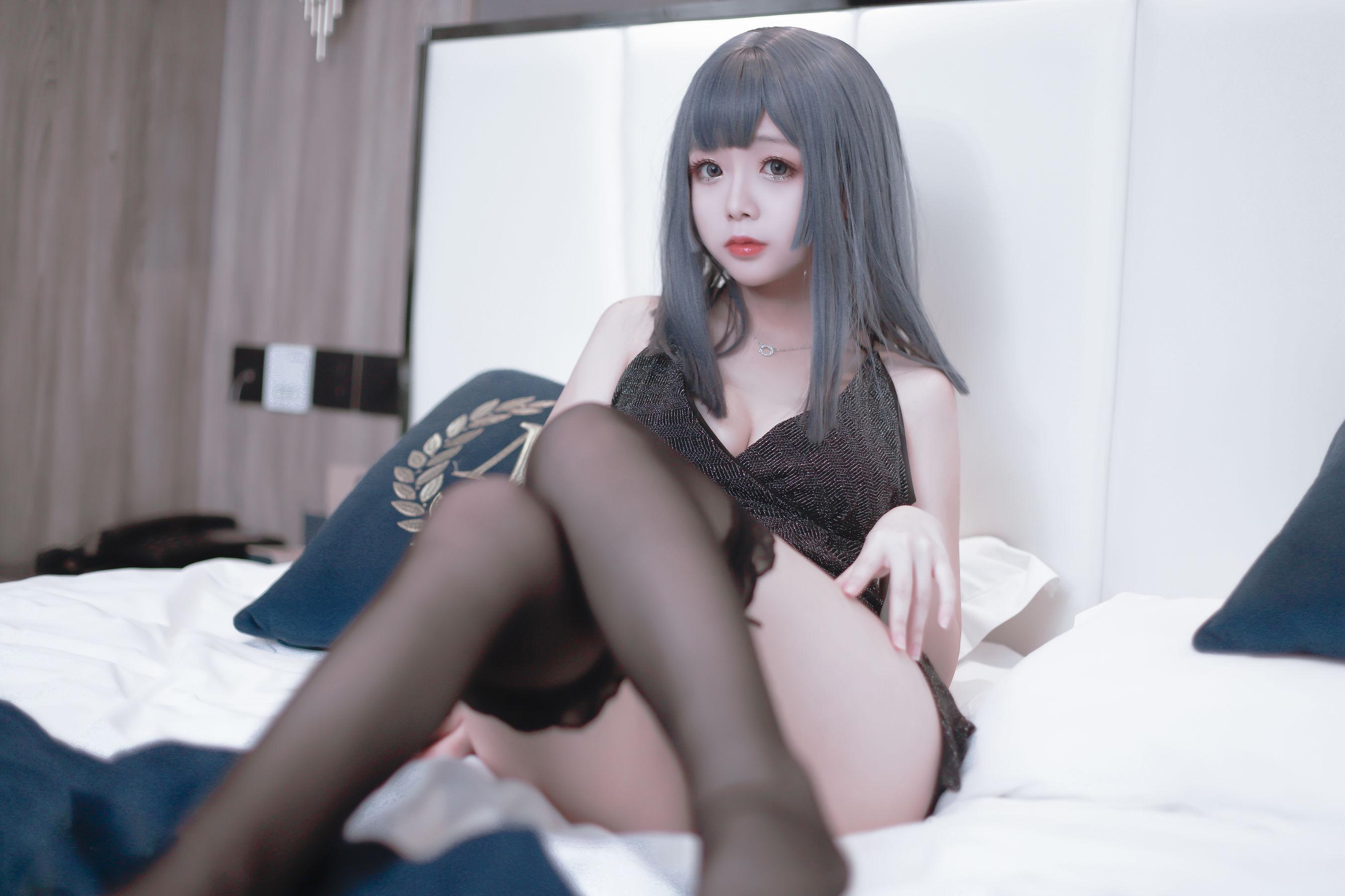 VOL.1443 [网络美女]情趣内衣:日奈娇(COSER日奈娇)超高清写真套图(40P)