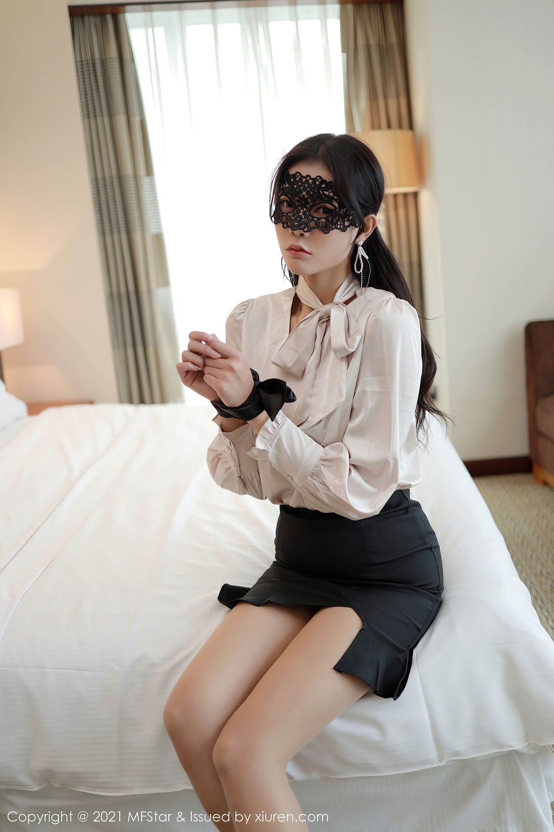 VOL.182 [模范学院]捆绑绳艺情趣内衣性感女郎:小娜比(模特小娜比)超高清写真套图(59P)