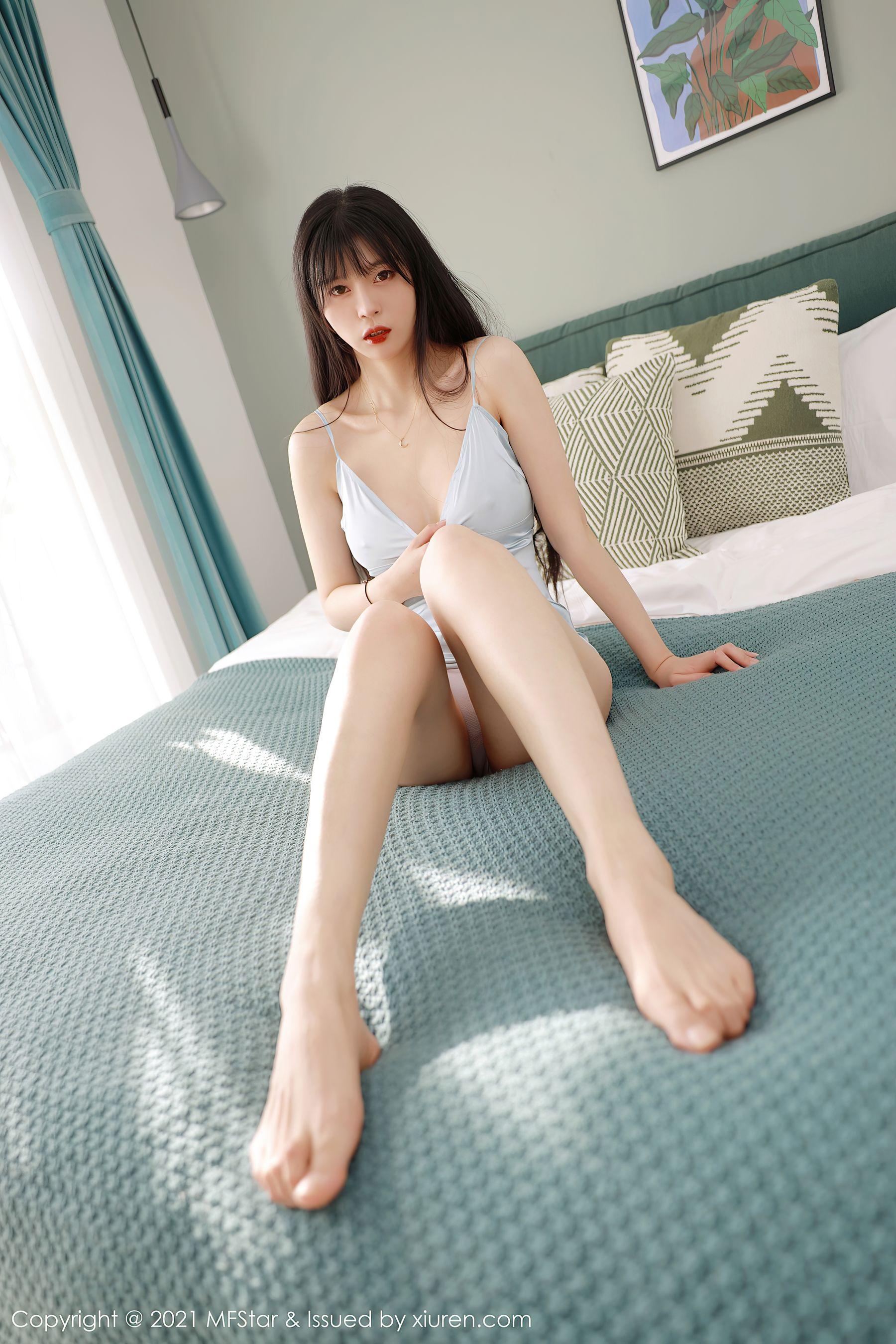 VOL.1678 [模范学院]美乳床上:桃香子(模特桃香子)超高清写真套图(41P)
