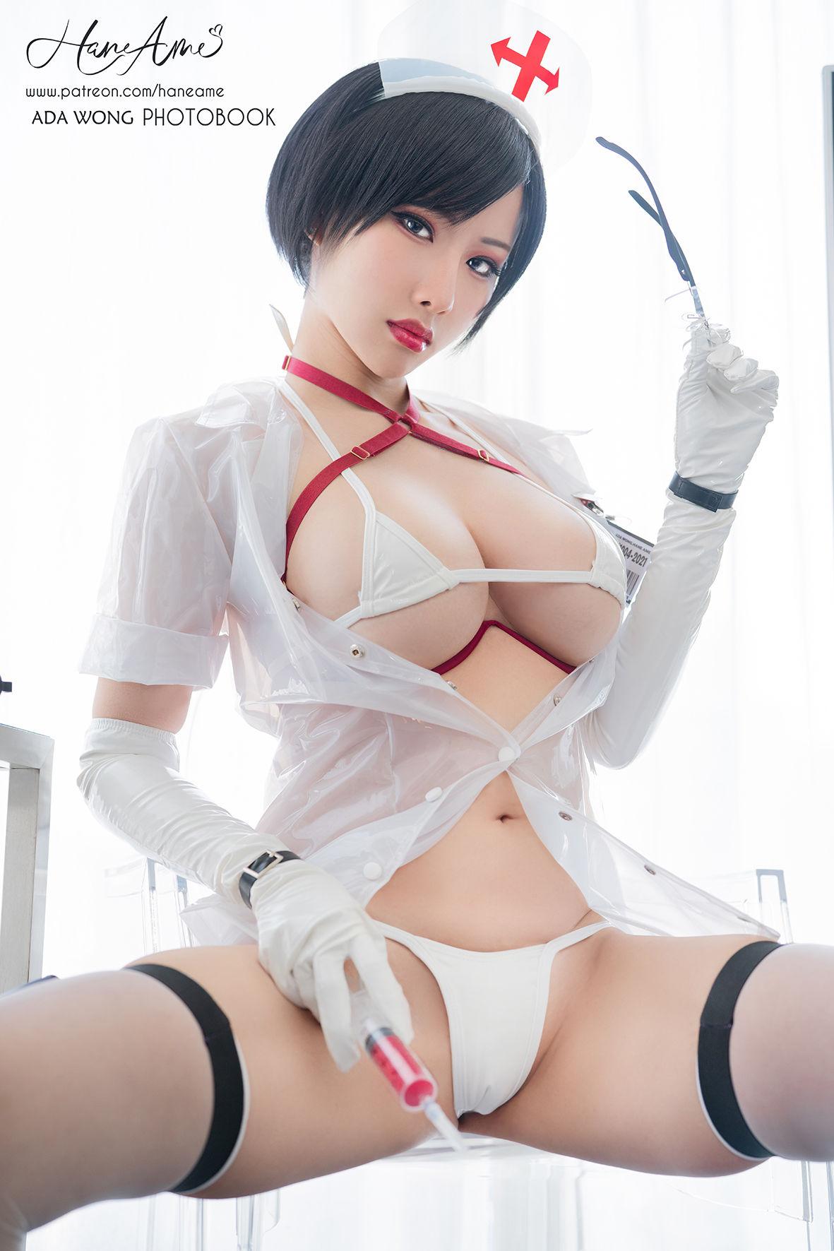 VOL.1000 [网络美女]COSPLAY:雨波_HaneAme高品质写真套图(97P)