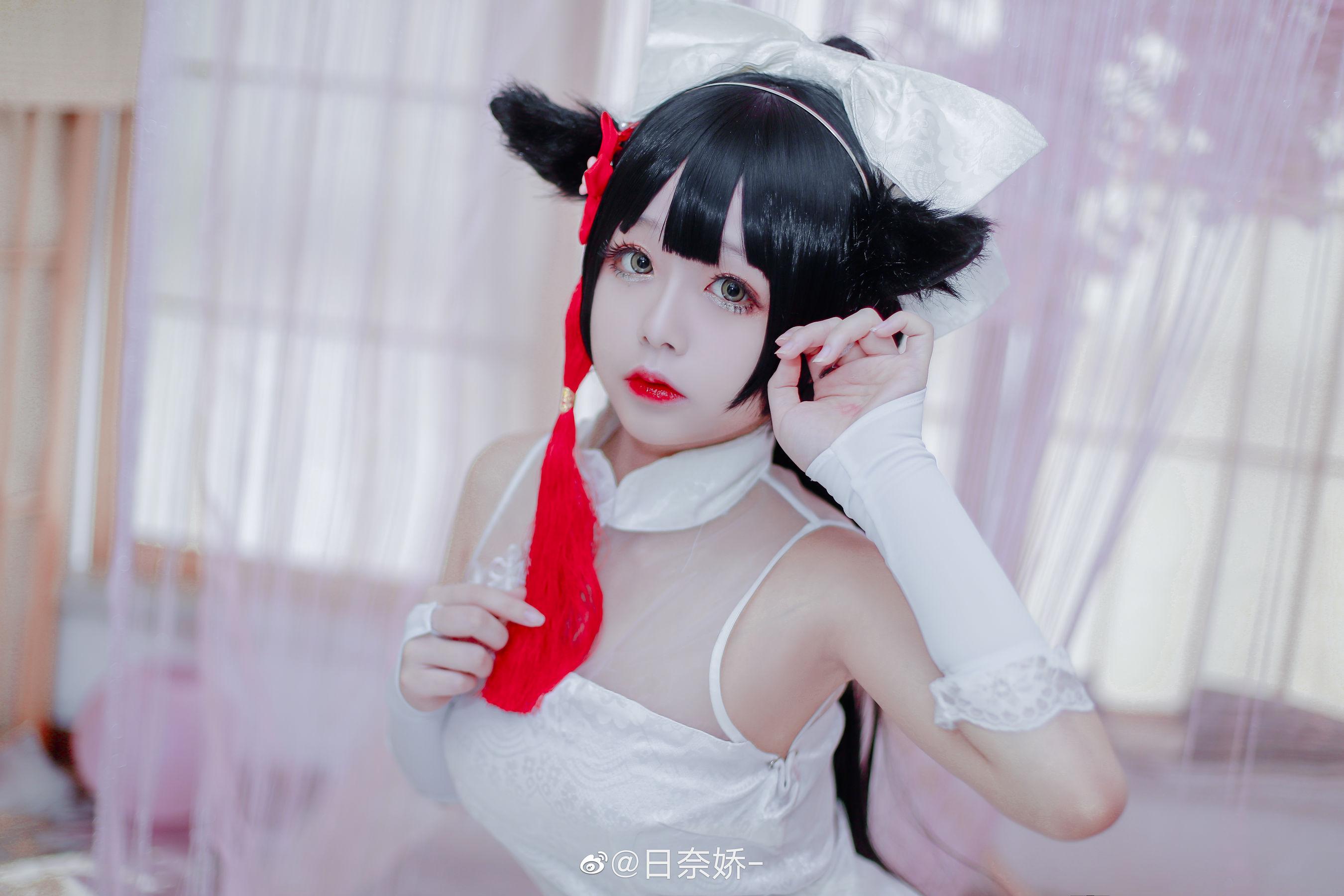 VOL.1249 [网络美女]旗袍:日奈娇(COSER日奈娇)超高清写真套图(17P)