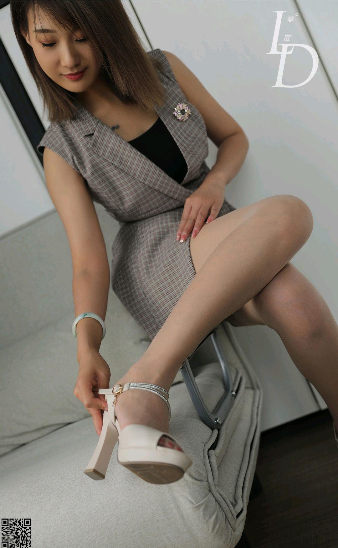 VOL.1602 [LD零度]肉丝美腿:小楠楠高品质写真套图(57P)