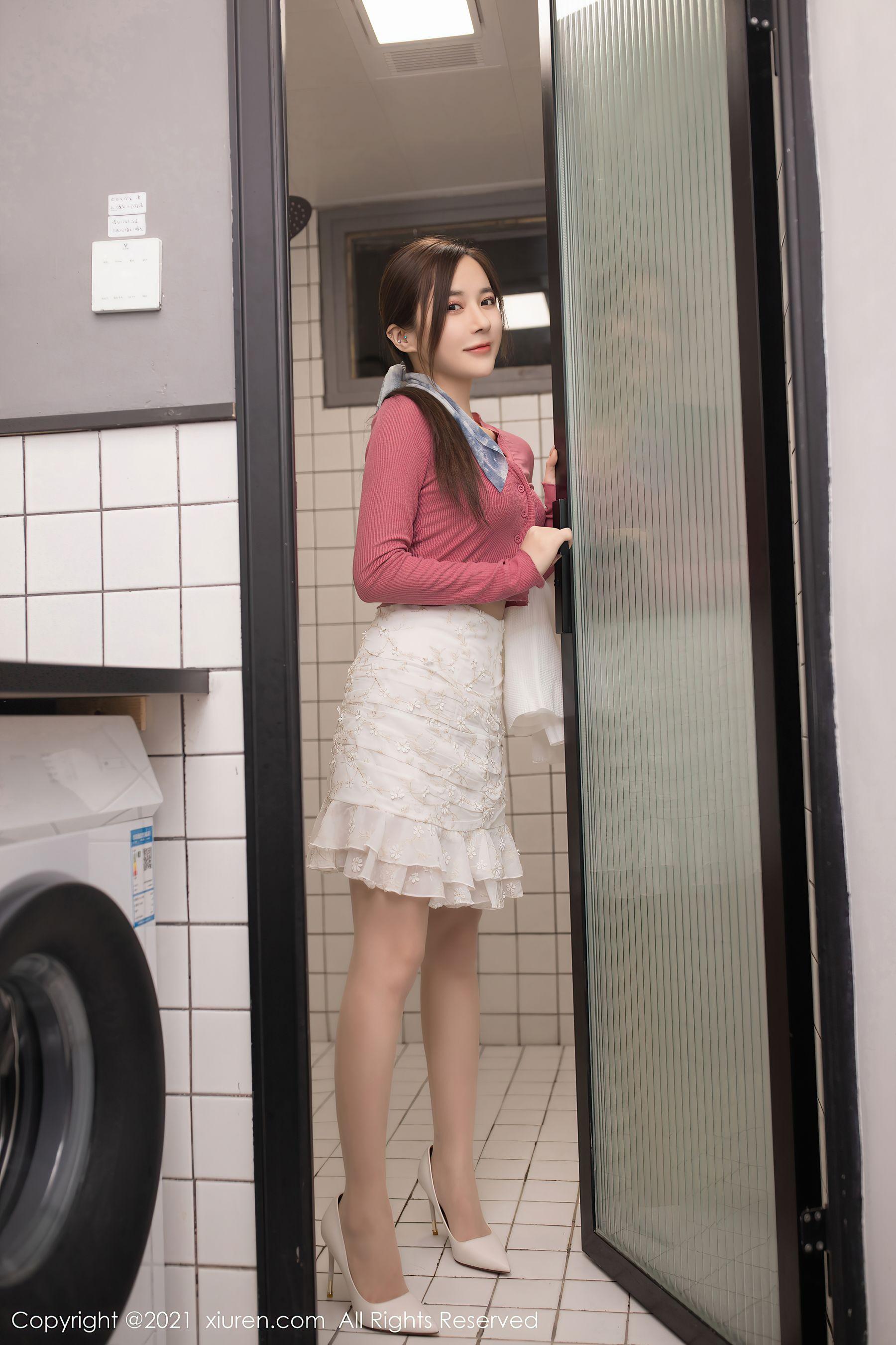 VOL.872 [秀人网]居家美女少妇美女故事:鱼子酱fish超高清写真套图(71P)