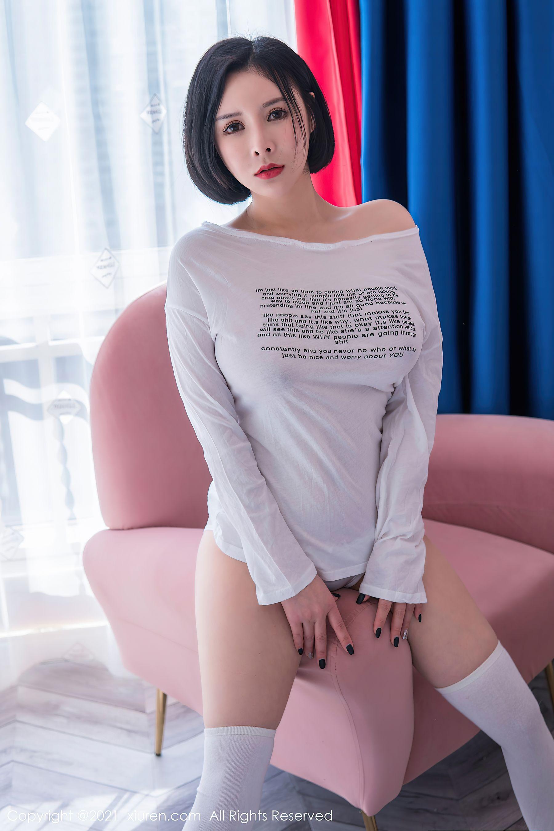 VOL.279 [秀人网]熟女巨乳:韩姗姗(金悦汐)超高清写真套图(38P)